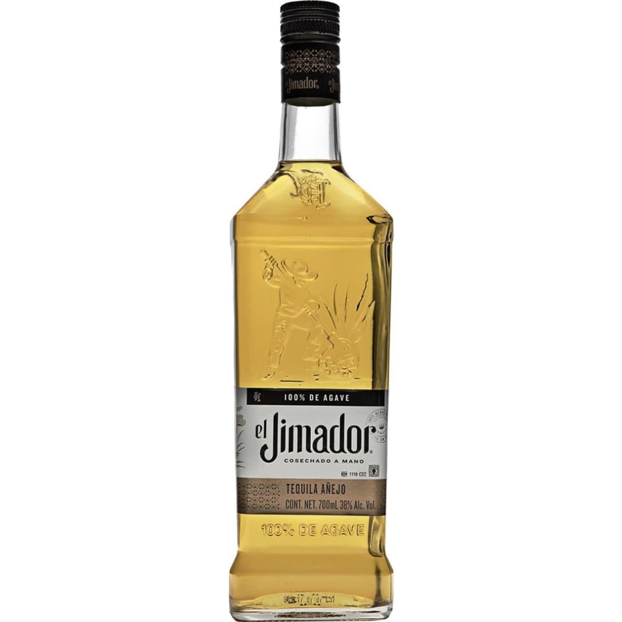 Product Image - El Jimador Añejo Tequila