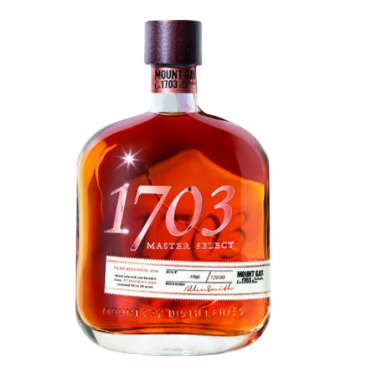 Product Image - Mount Gay 1703 Rum Master Select