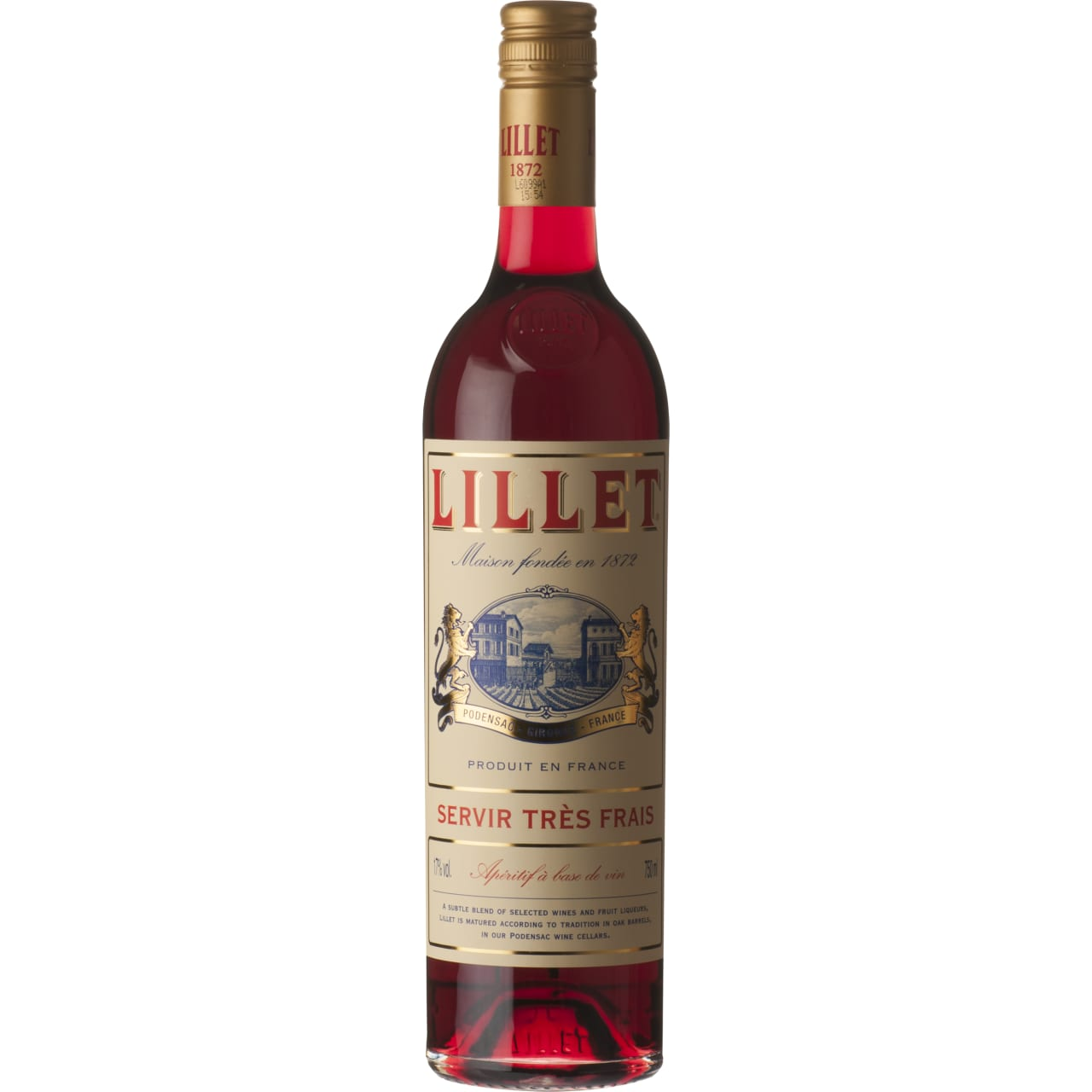 Product Image - Lillet Rouge