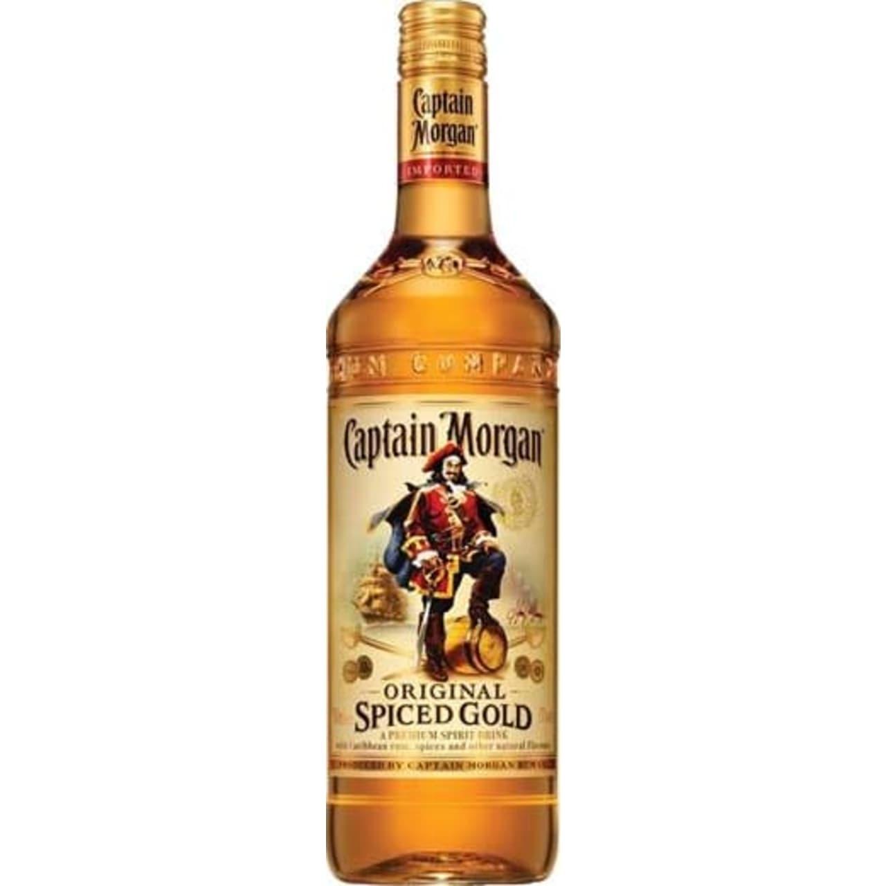 Product Image - Captain Morgan Spcied Rum