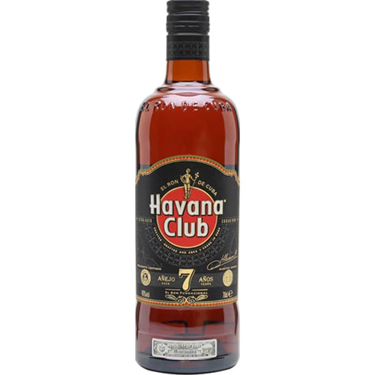 Product Image - Havana Club 7yo Rum