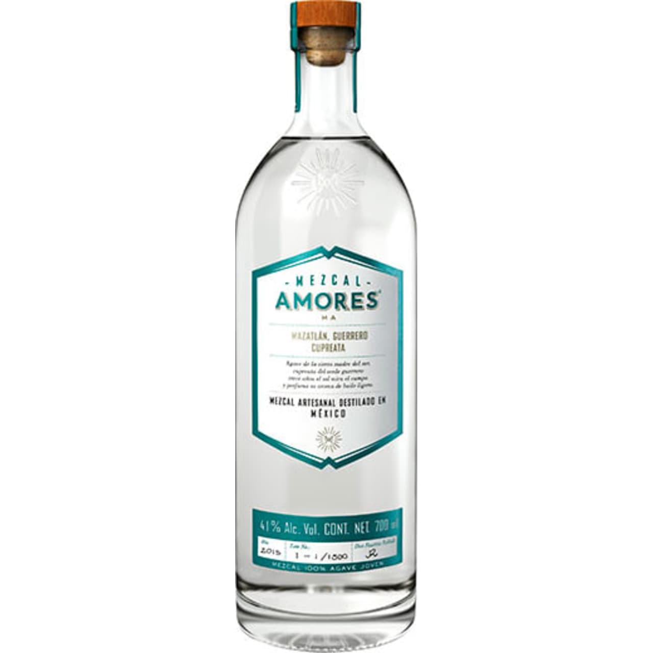 Product Image - Mezcal Amores Cupreata
