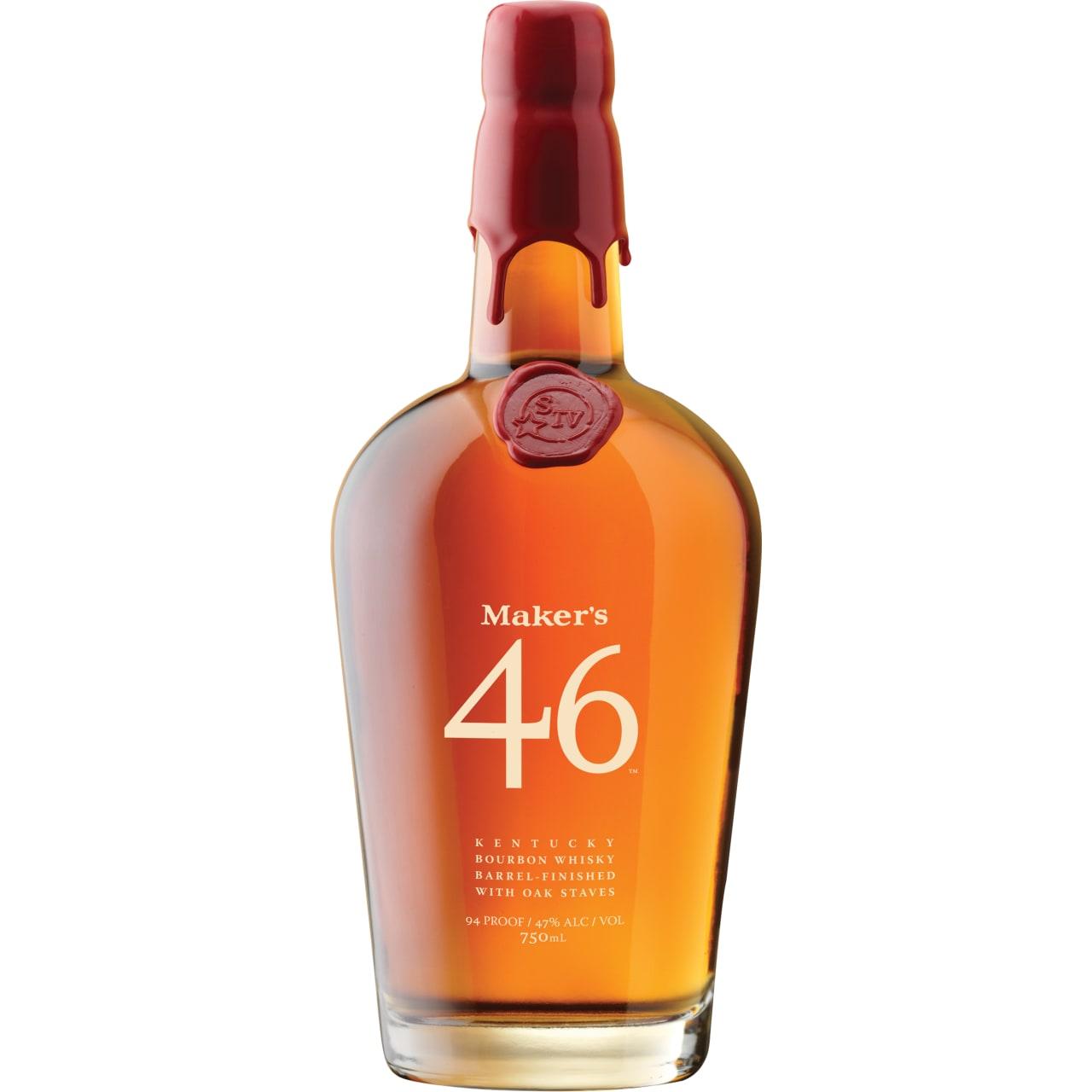 Product Image - Maker's Mark 46 Kentucky Bourbon