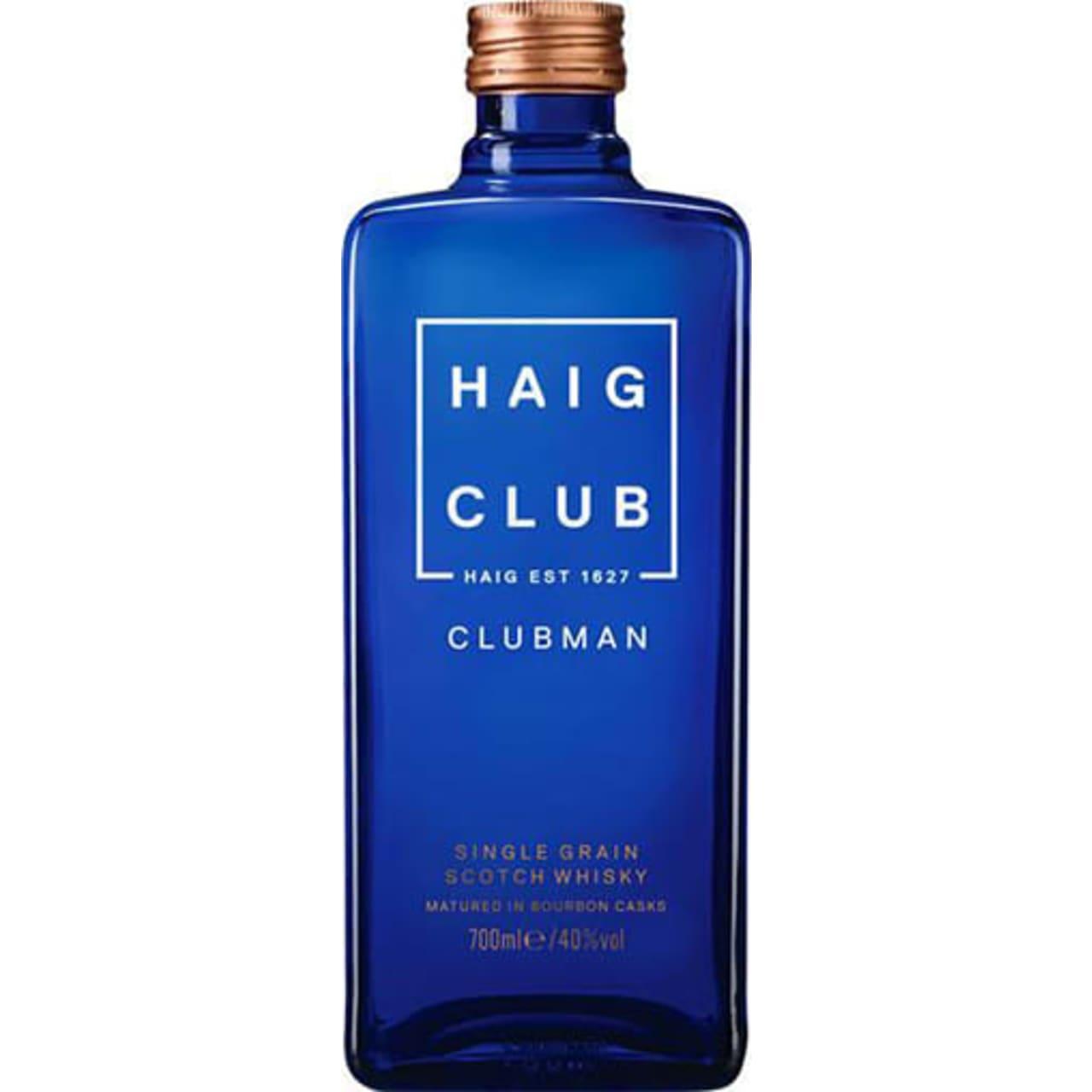 Product Image - Haig Clubman Grain Whisky