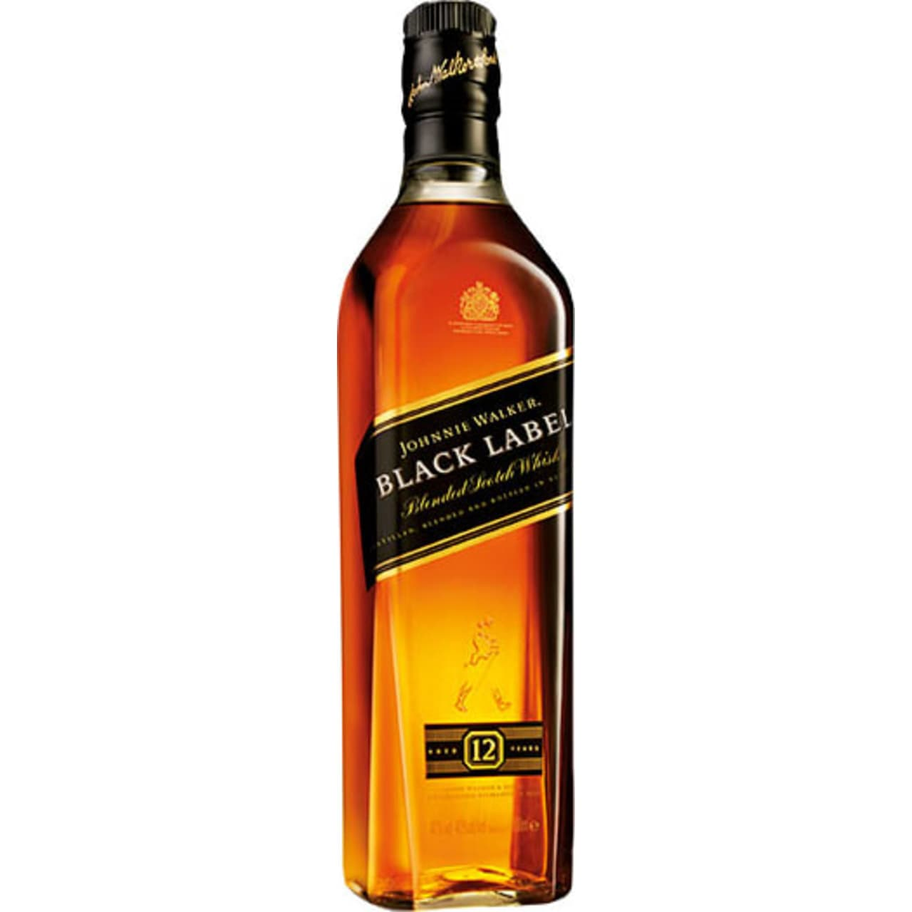 Product Image - Johnnie Walker Black Label 12yo Whisky