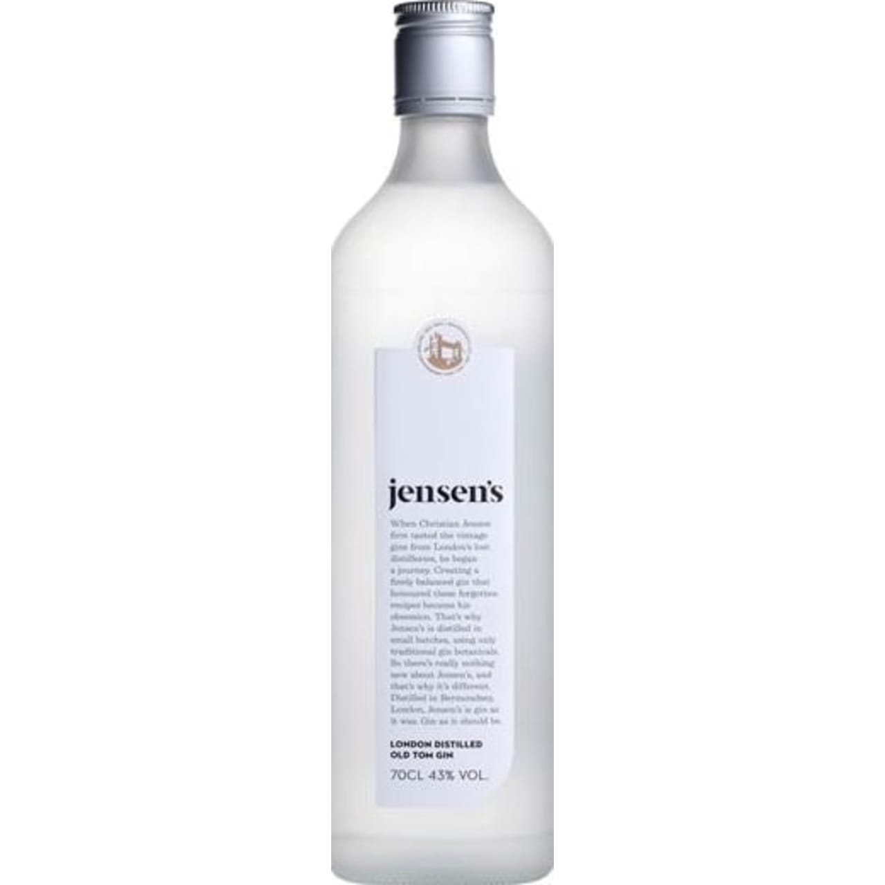 Product Image - Jensen's Old Tom Gin
