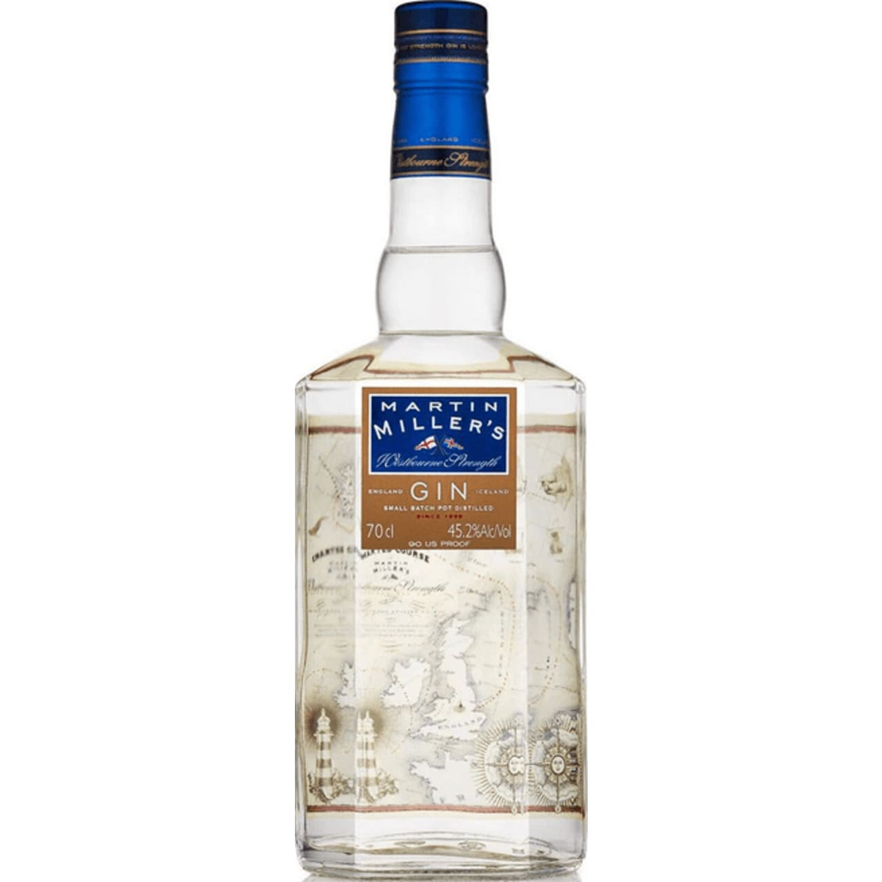 Product Image - Martin Miller's Westbourne Strength Gin
