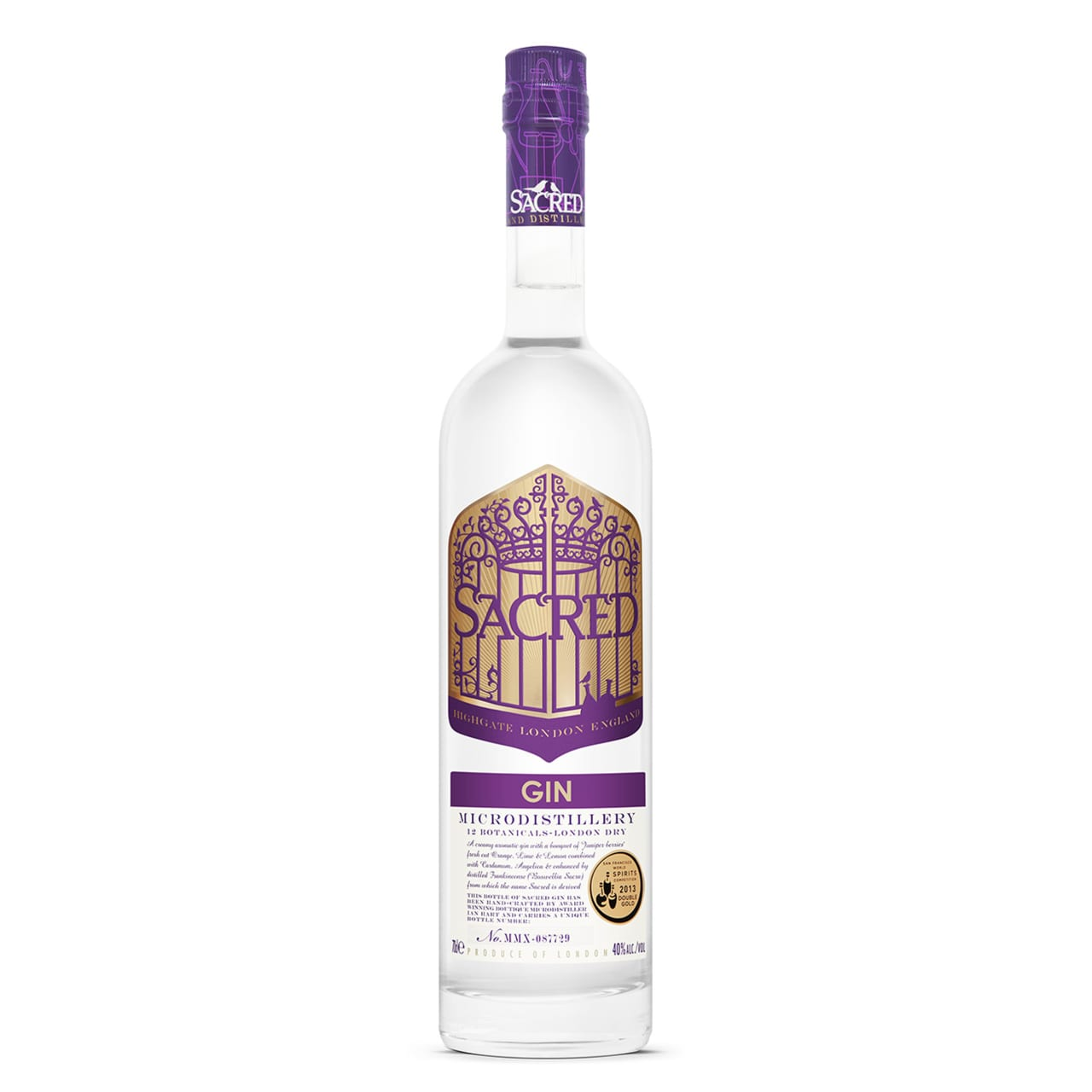 Product Image - Sacred Gin