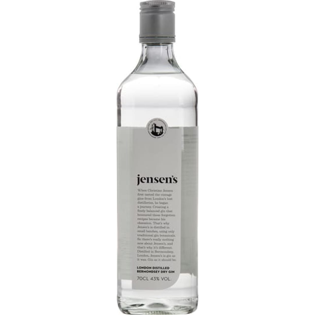 Product Image - Jensen's Bermondsey Gin