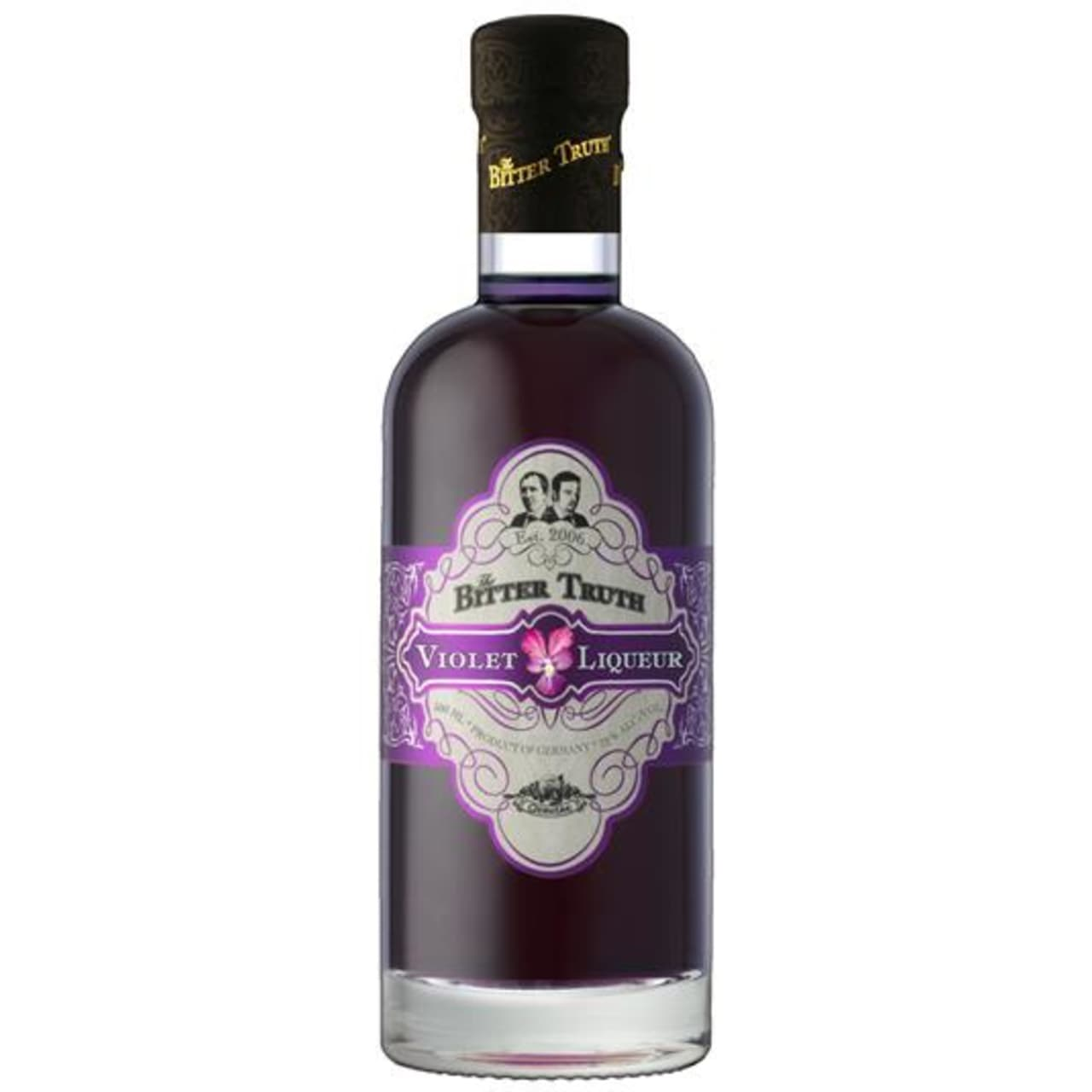 Product Image - The Bitter Truth Crème de Violette Liqueur