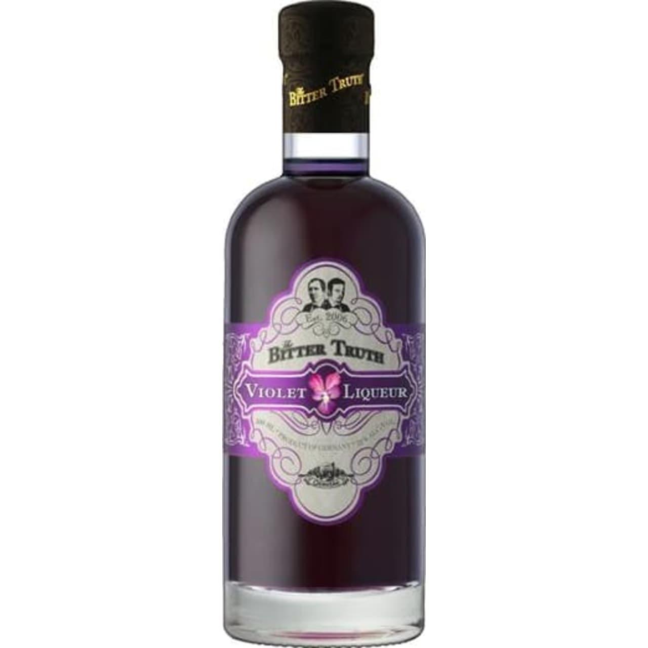 Product Image - The Bitter Truth Crème de Violette Liqueur