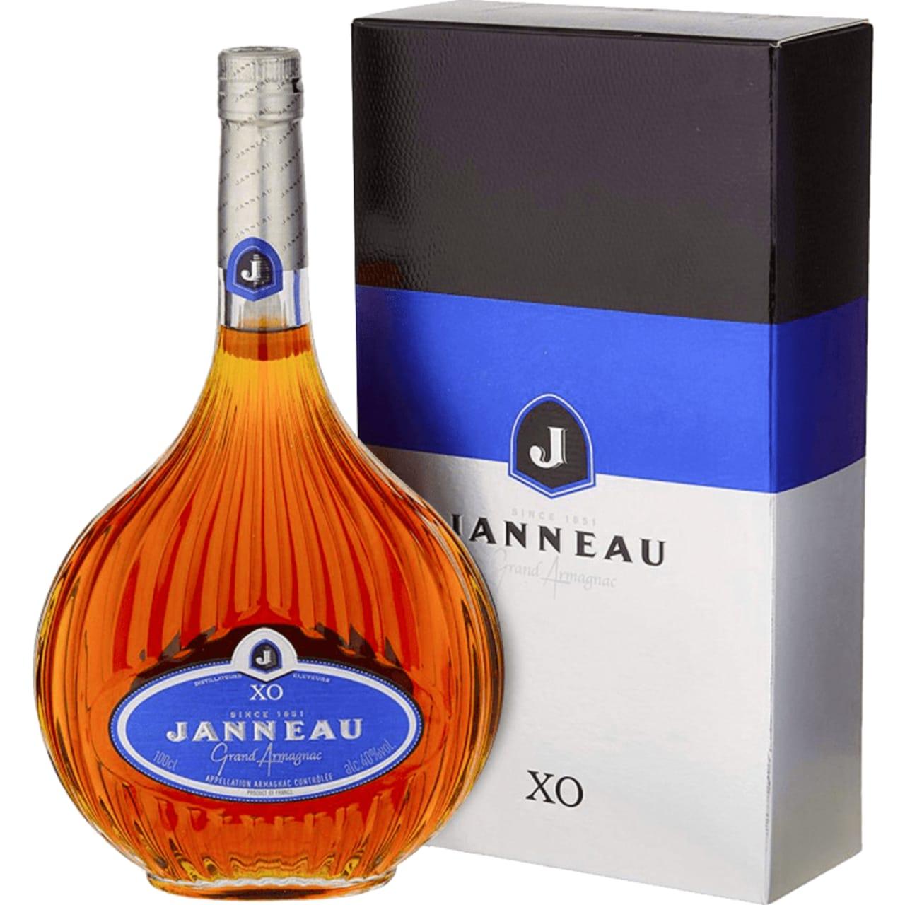 Product Image - Janneau XO Armagnac