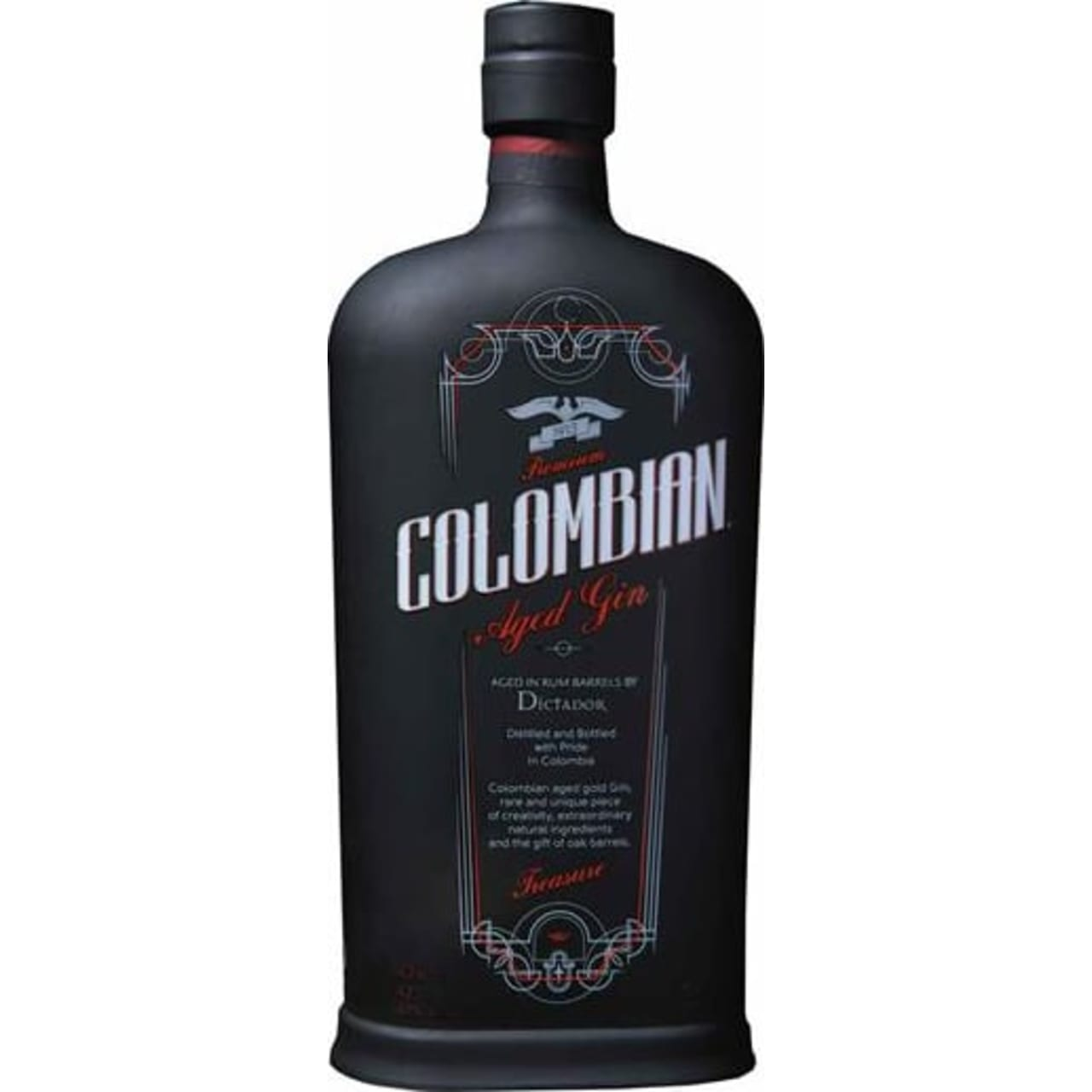 Product Image - Dictador Premium Colombian Aged Gin - Trasure