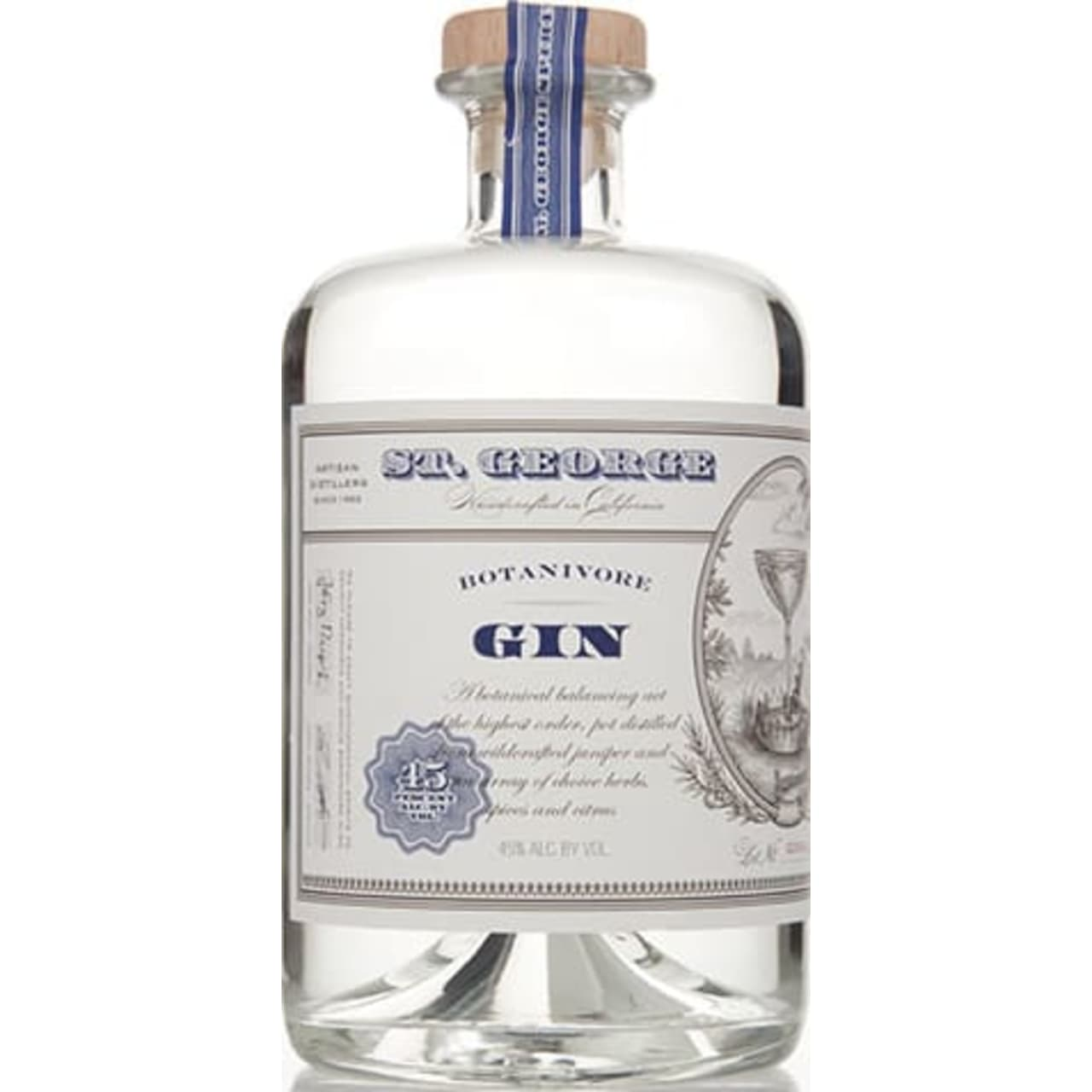 Product Image - St George. Botanivore Gin
