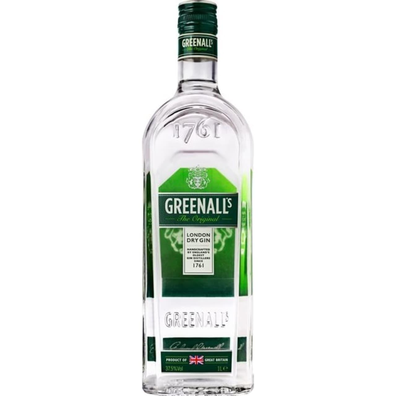 Product Image - Greenall's Gin