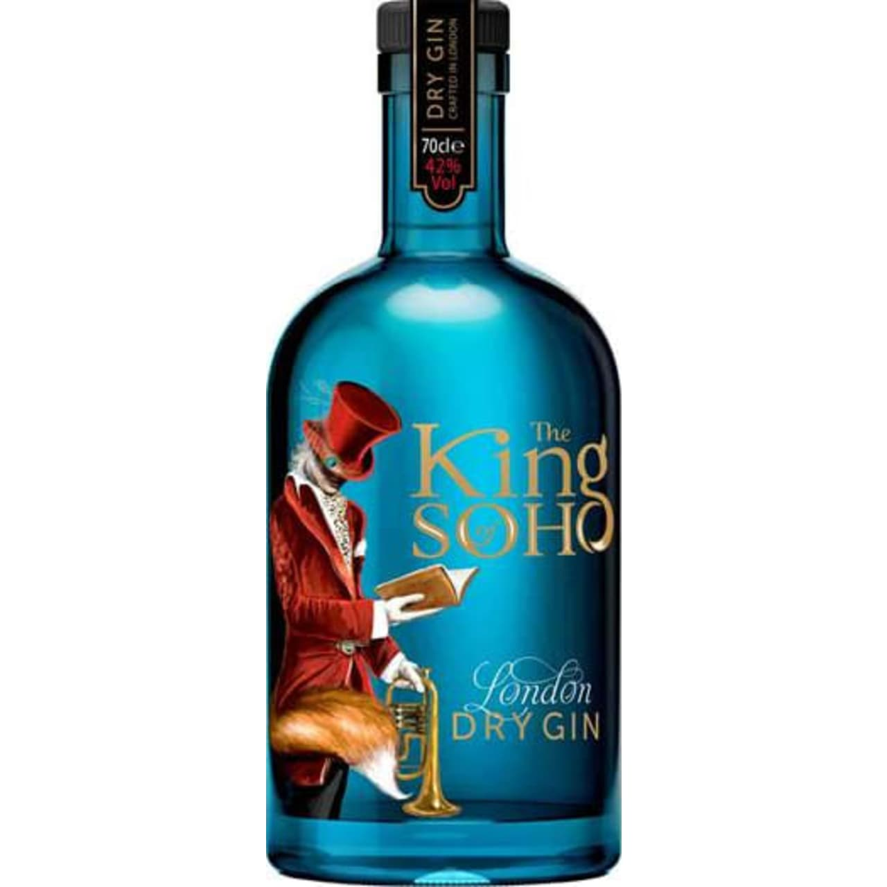 Product Image - King of Soho London Dry Gin