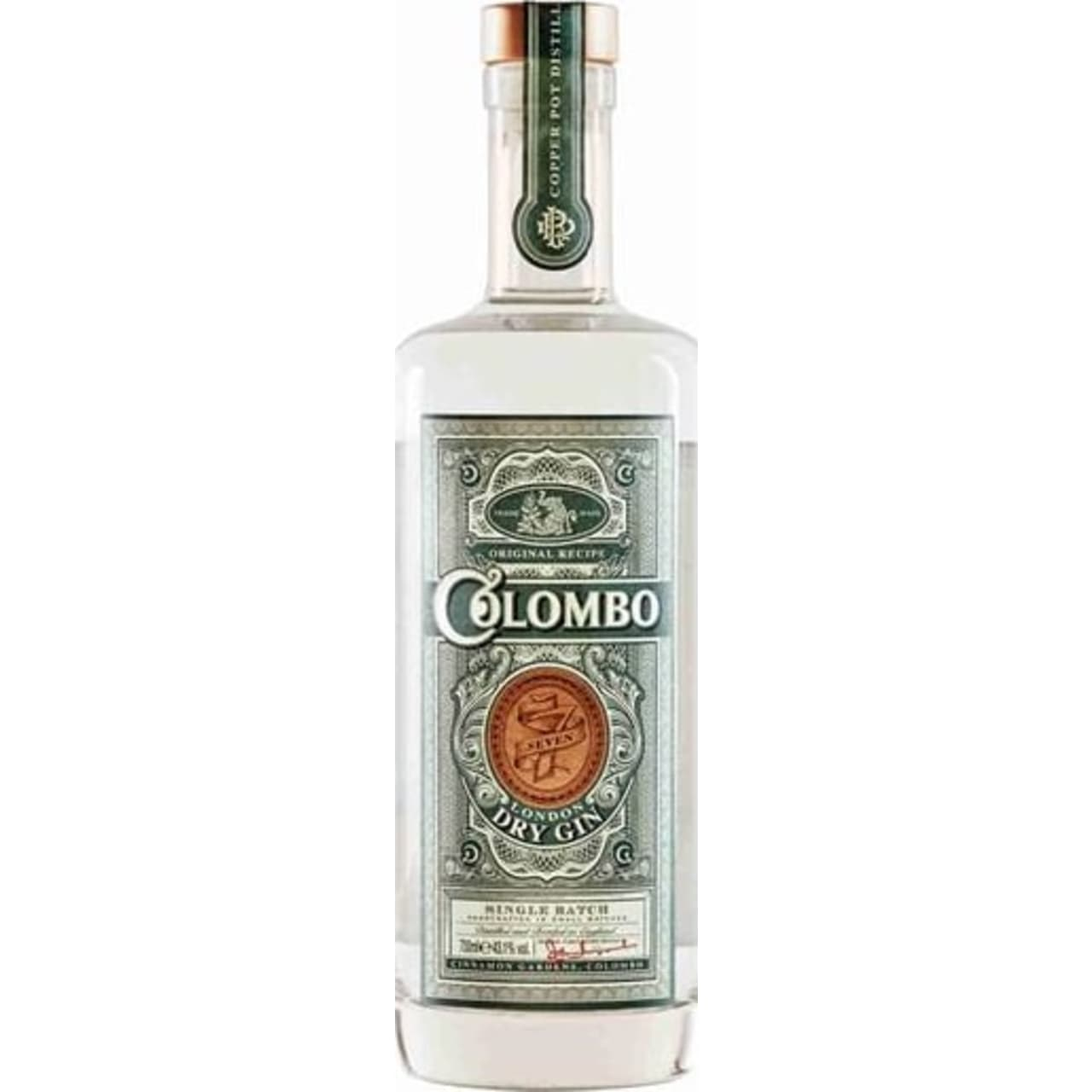 Product Image - Colombo No. 7 Gin