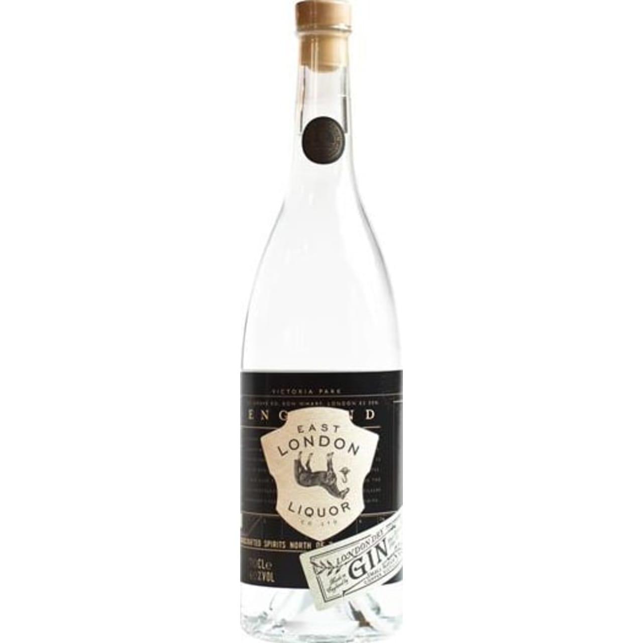 Product Image - East London Liquor Company London Dry Gin