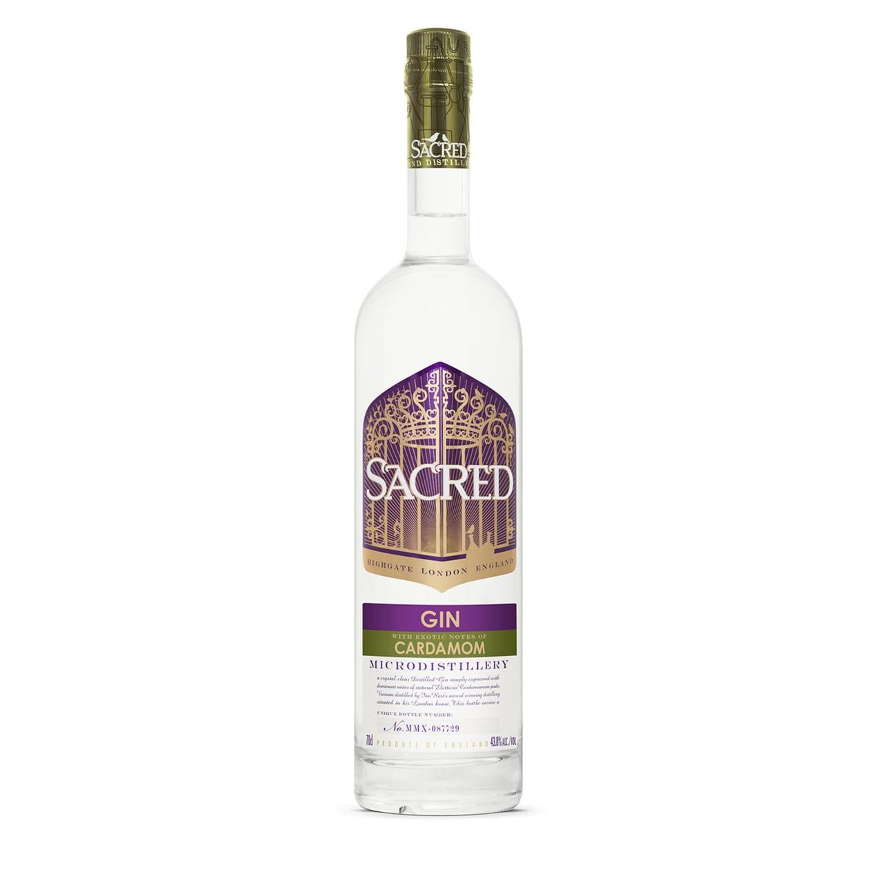 Product Image - Sacred Cardamom Gin