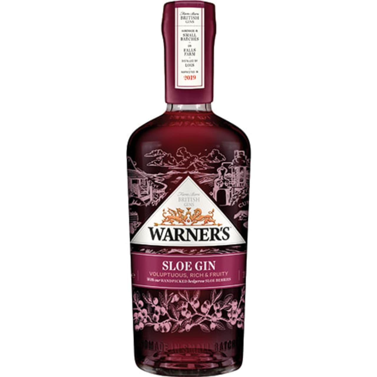 Product Image - Warner's Harrington Sloe Gin