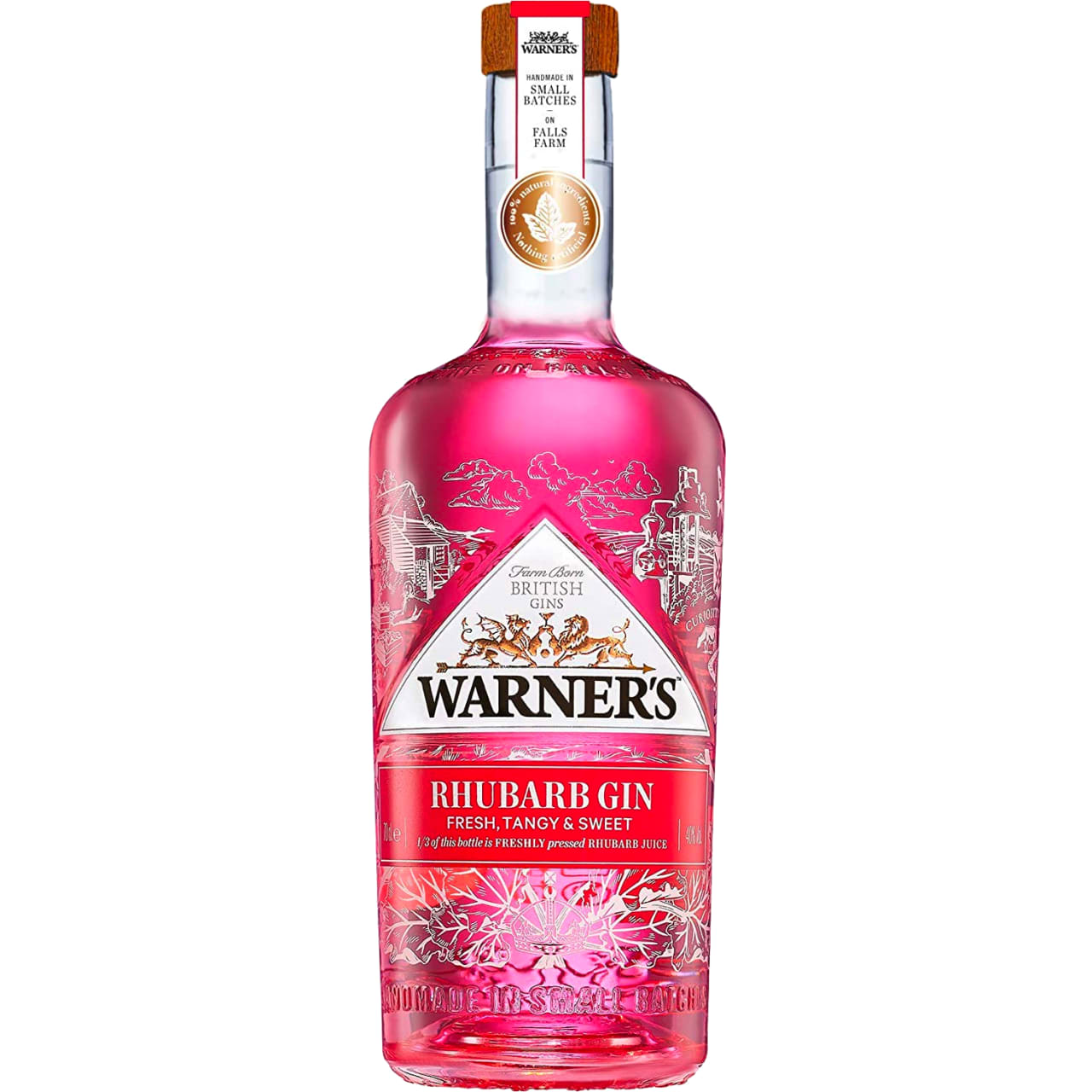 Product Image - Warner's Rhubarb Gin