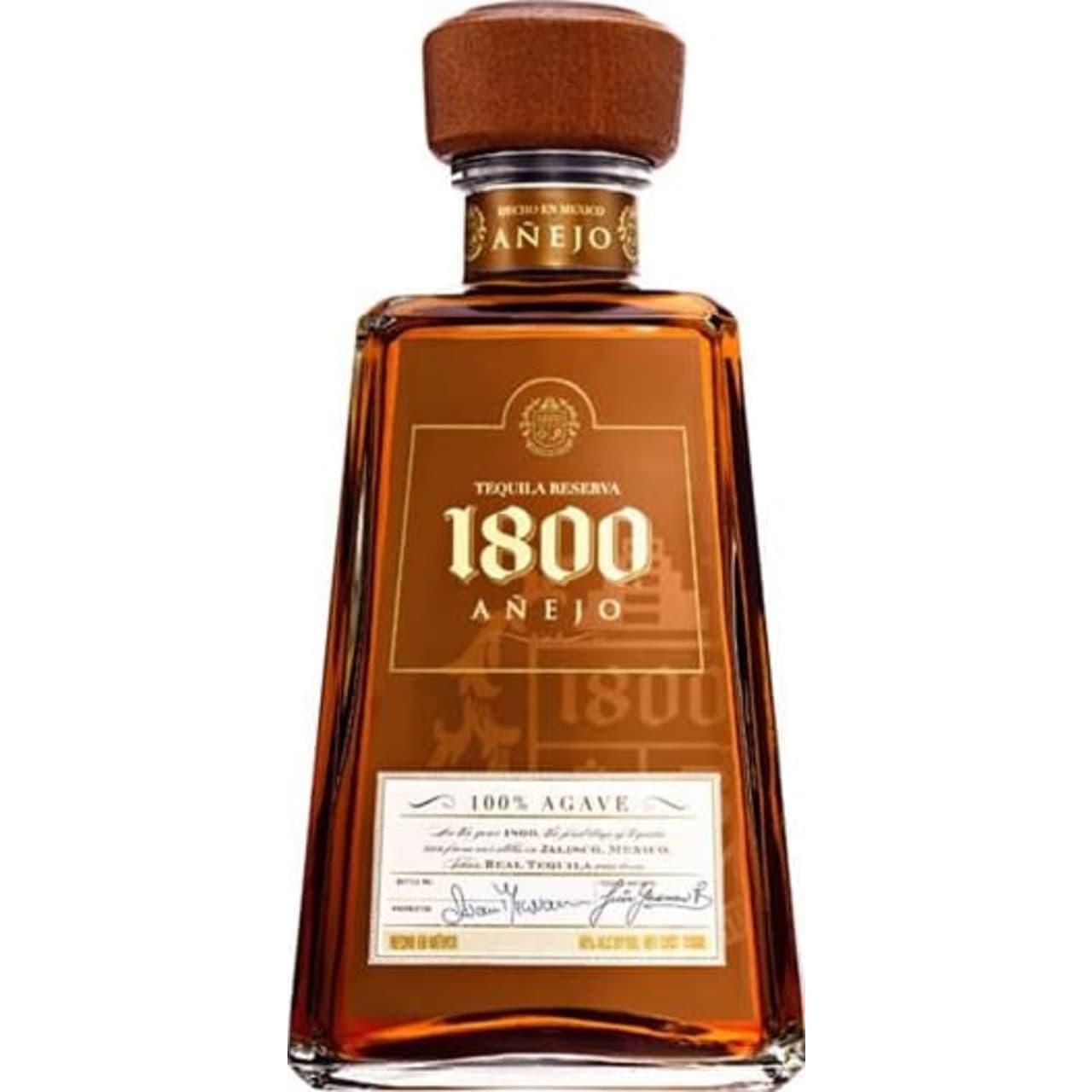 Product Image - 1800 Añejo Tequila