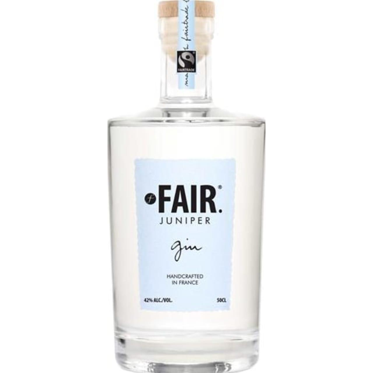 Product Image - FAIR. Juniper Gin