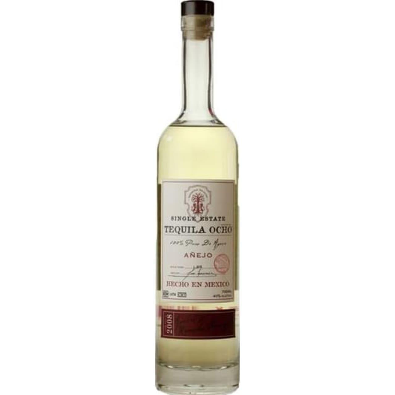 Product Image - Ocho Añejo Tequila