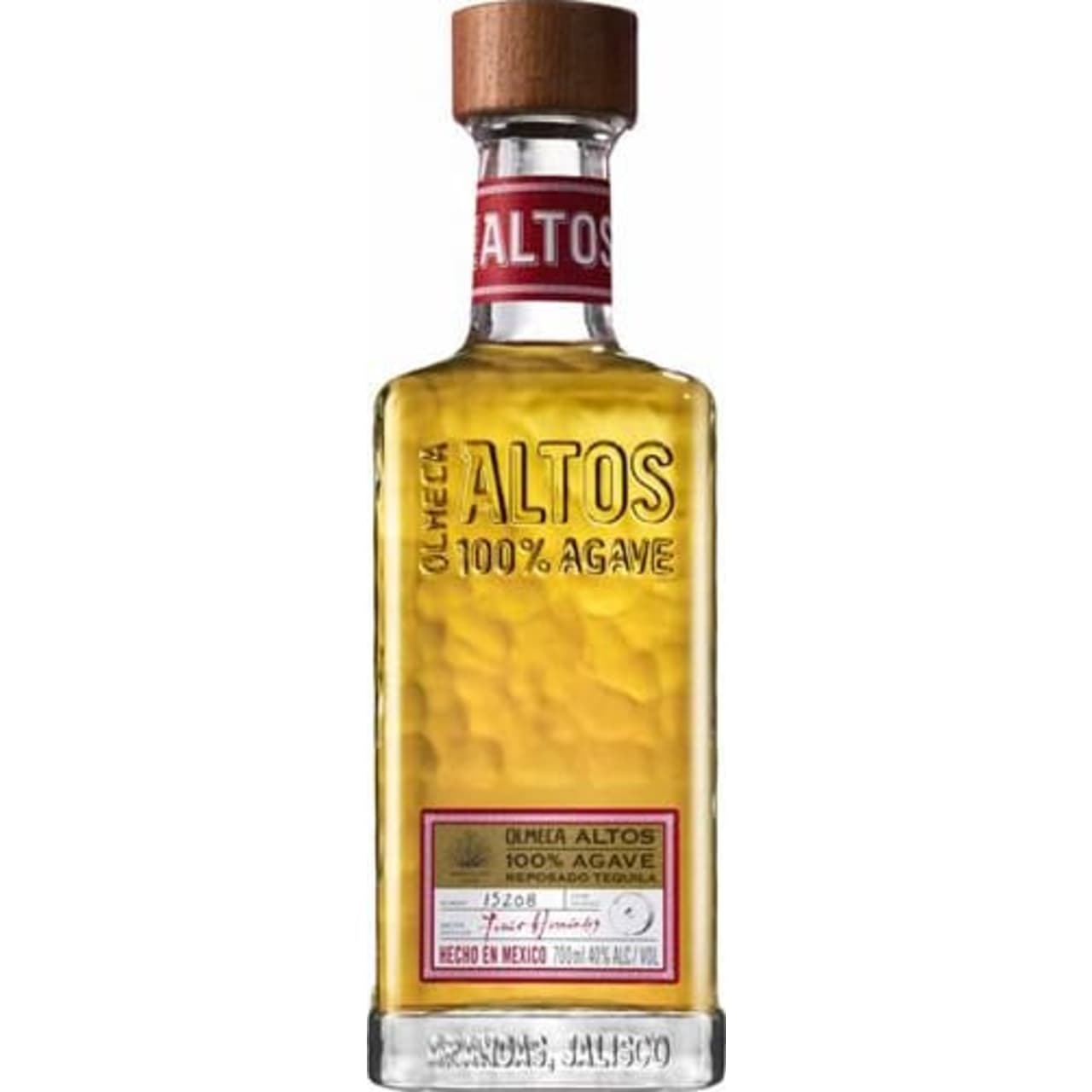 Product Image - Olmeca Altos Reposado Tequila