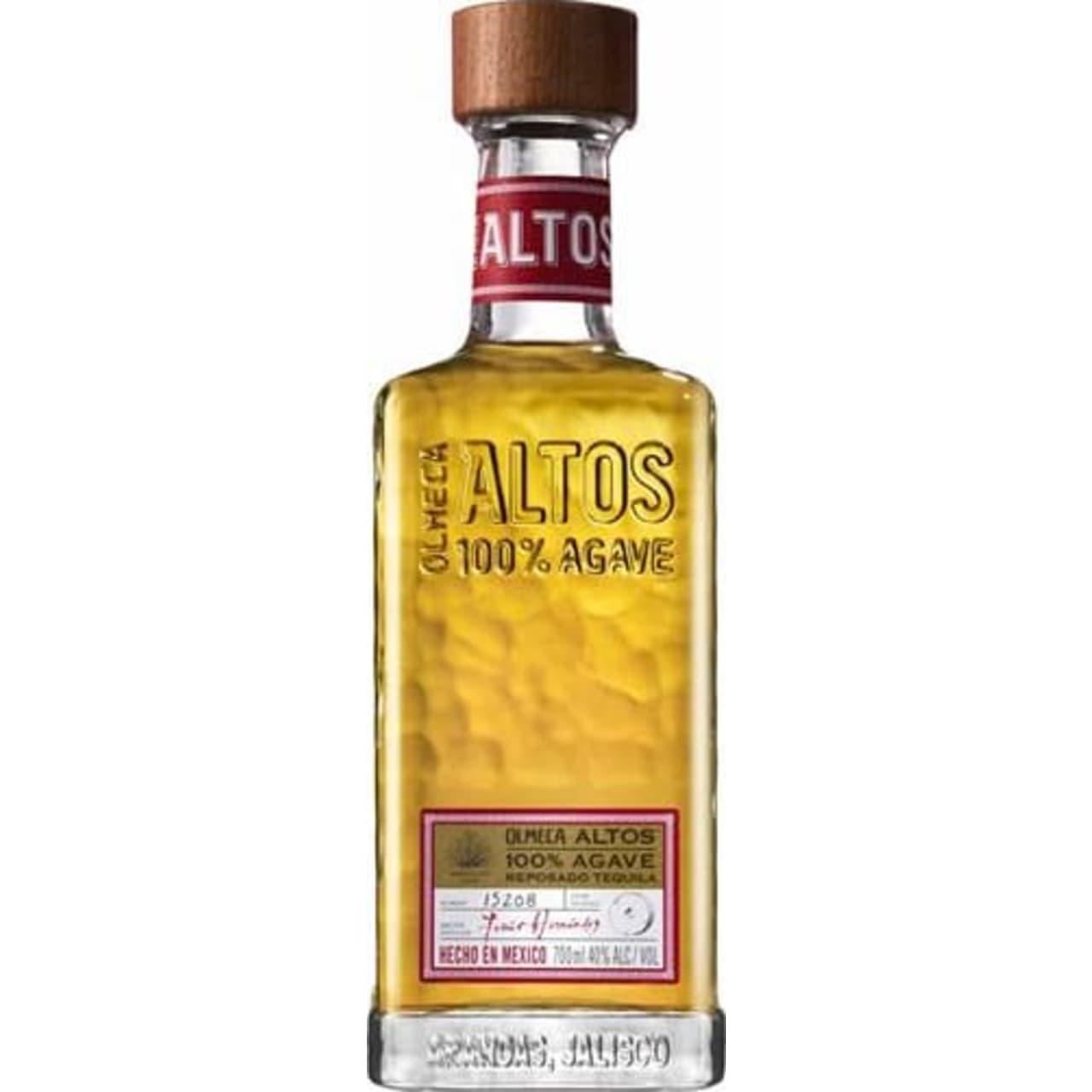 Product Image - Olmeca Altos Reposado Tequila