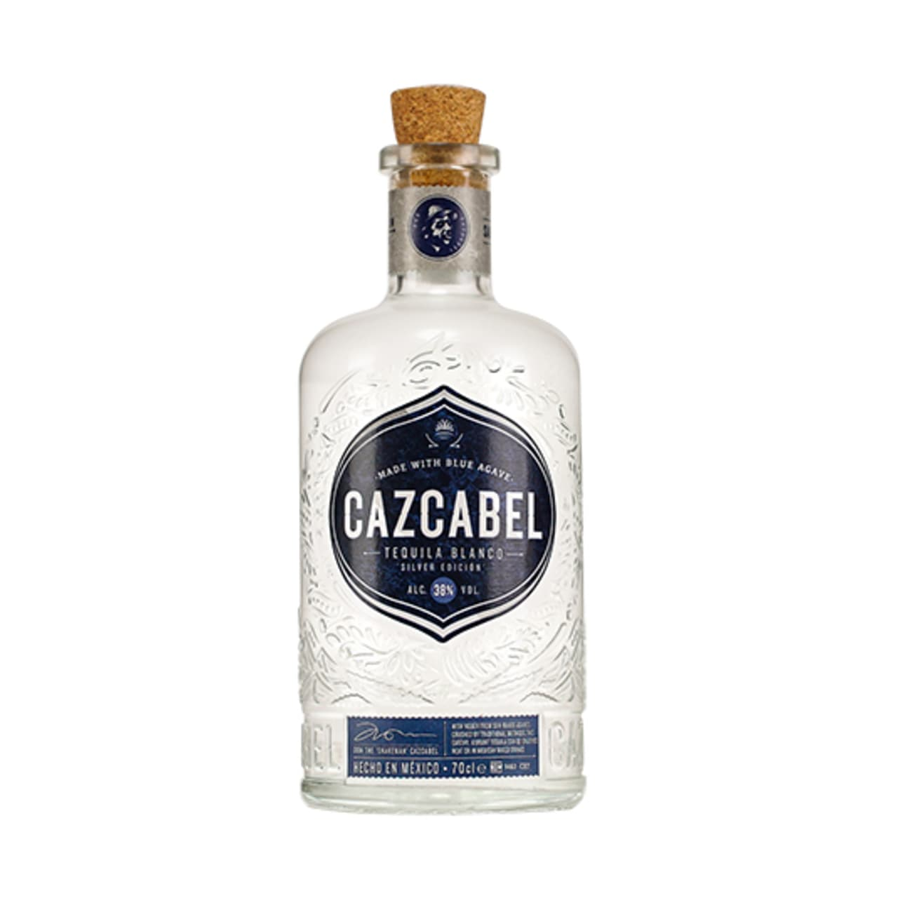 Product Image - Cazcabel Blanco Tequila