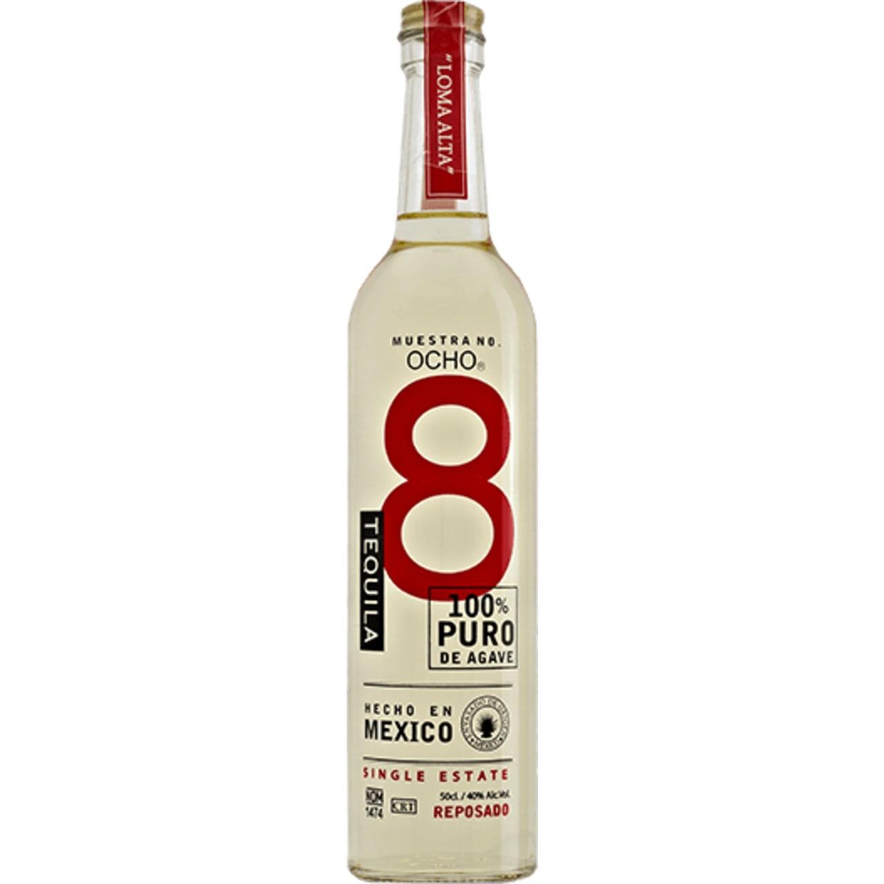 Product Image - Ocho Reposado Tequila