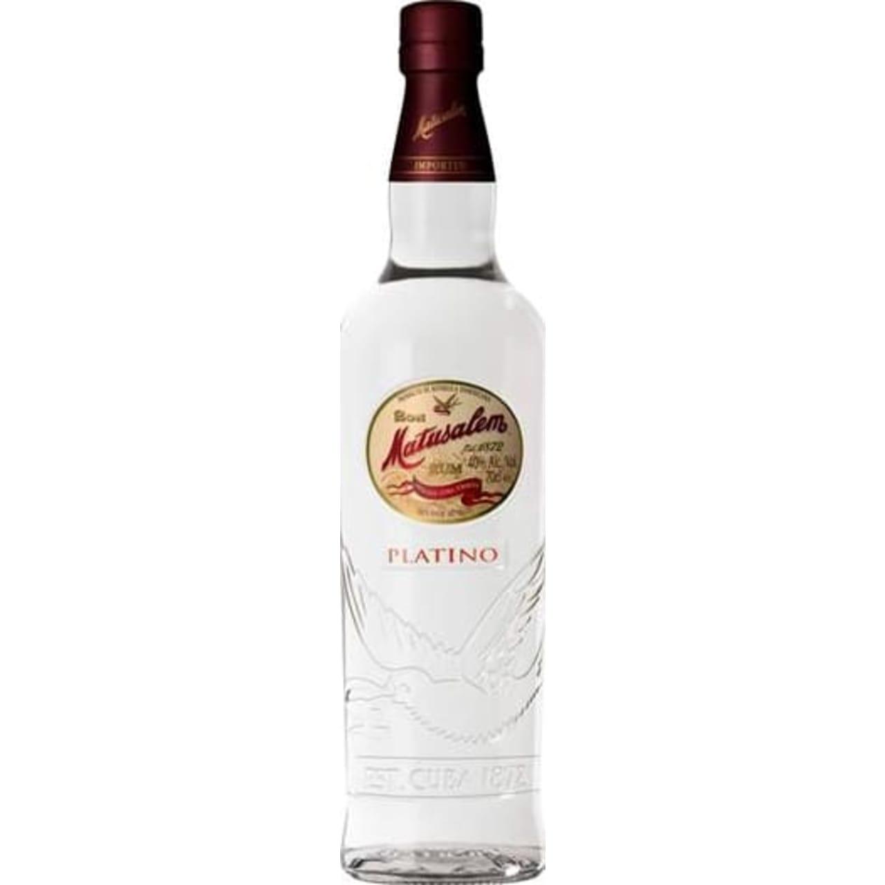 Product Image - Matusalem Platino Rum