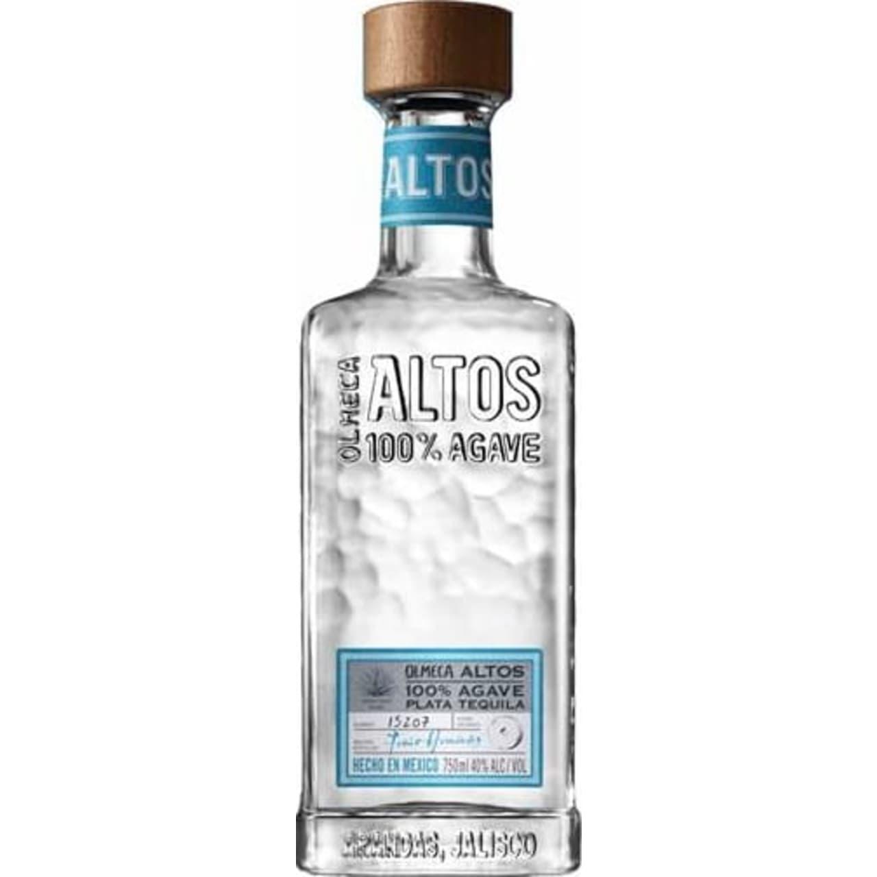 Product Image - Olmeca Altos Plata Tequila
