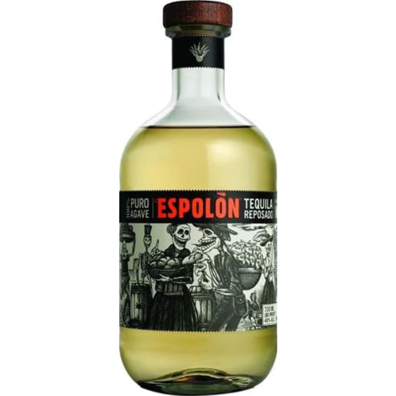 Product Image - Espolòn Reposado Tequila