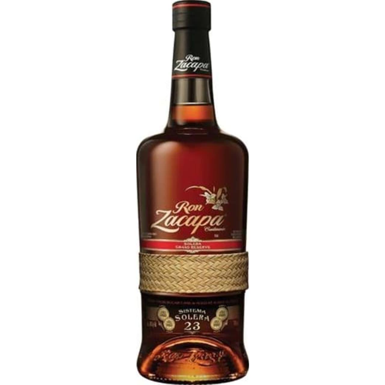 Product Image - Ron Zacapa Centenario Sistema Solera 23 Rum