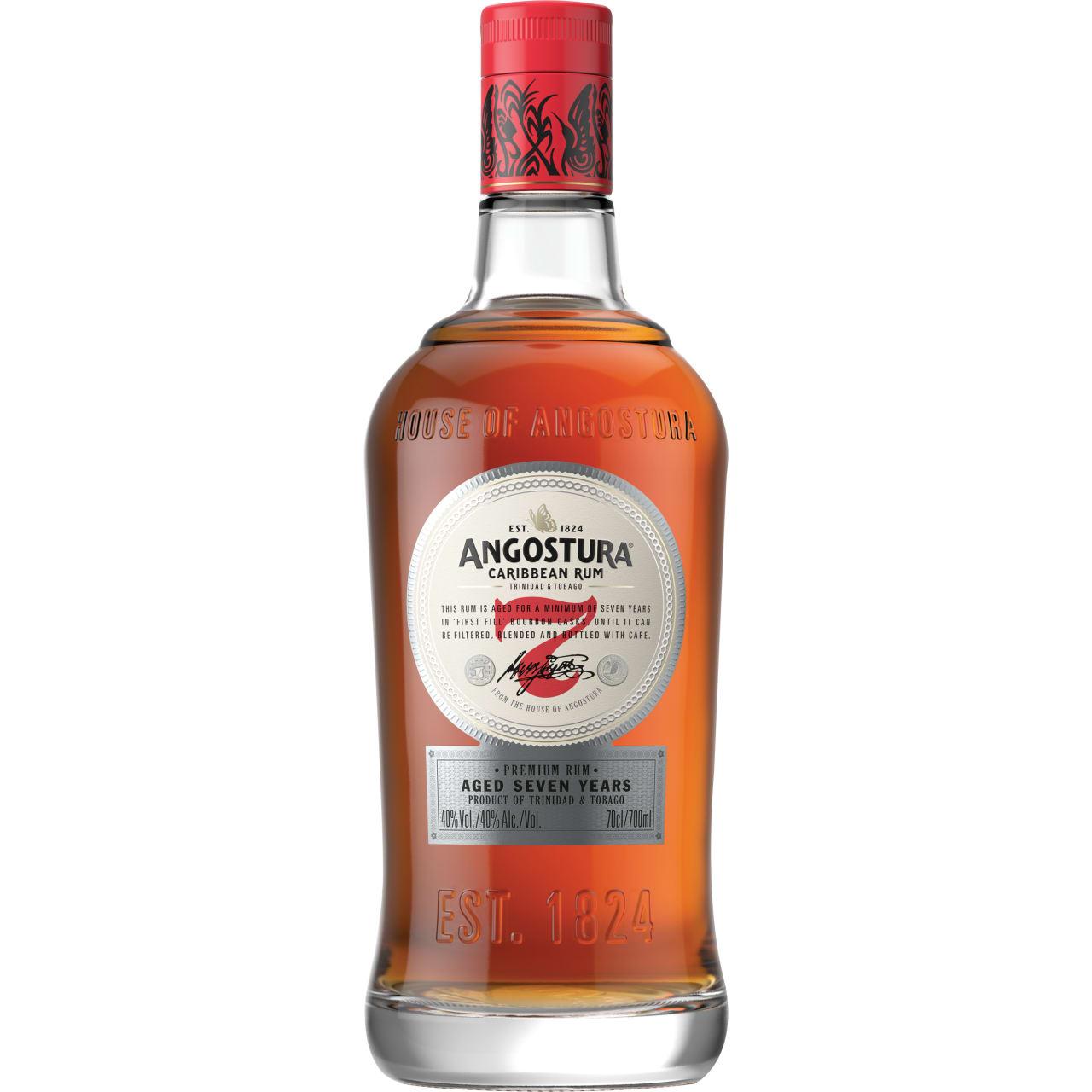 Product Image - Angostura 7yo Dark Rum