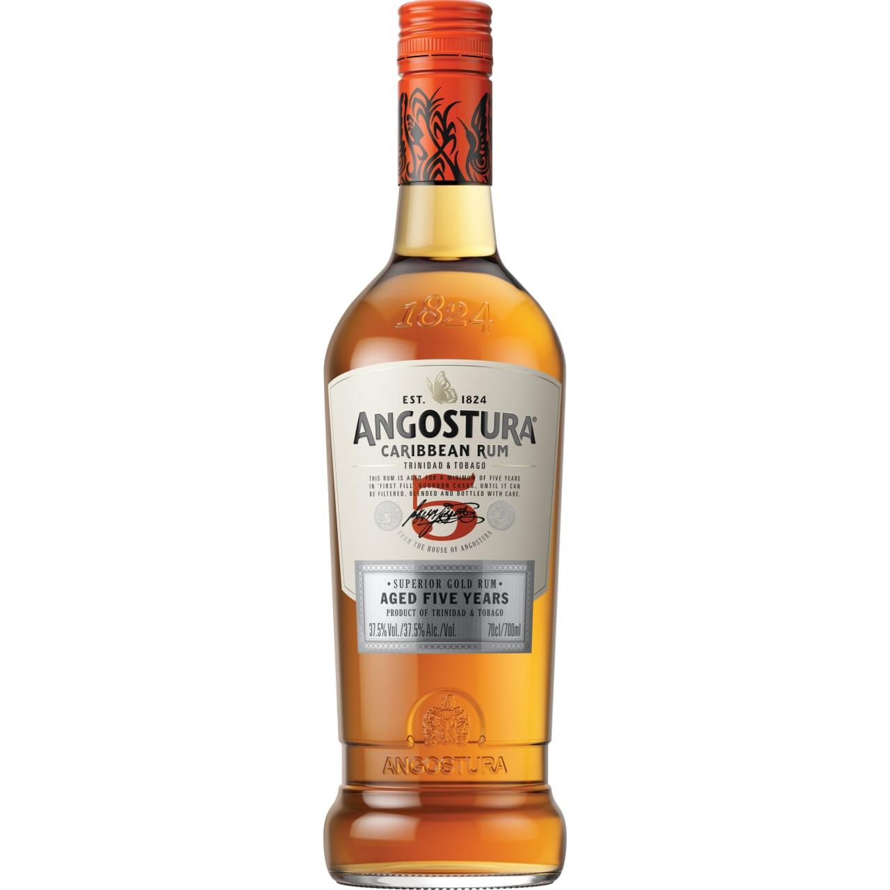 Product Image - Angostura 5yo Rum