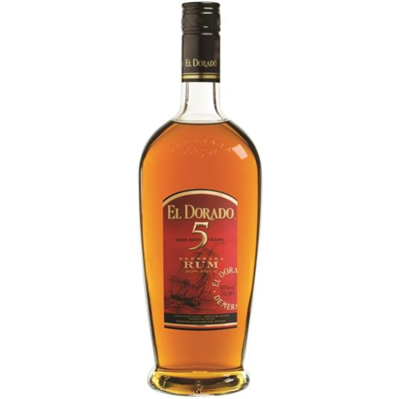 Product Image - El Dorado 5yo Gold Rum