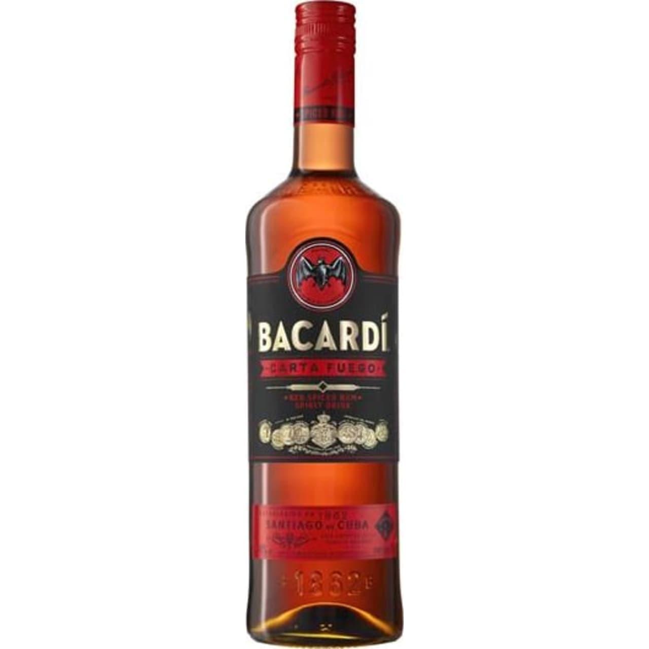 Product Image - Bacardi Carta Fuego Rum