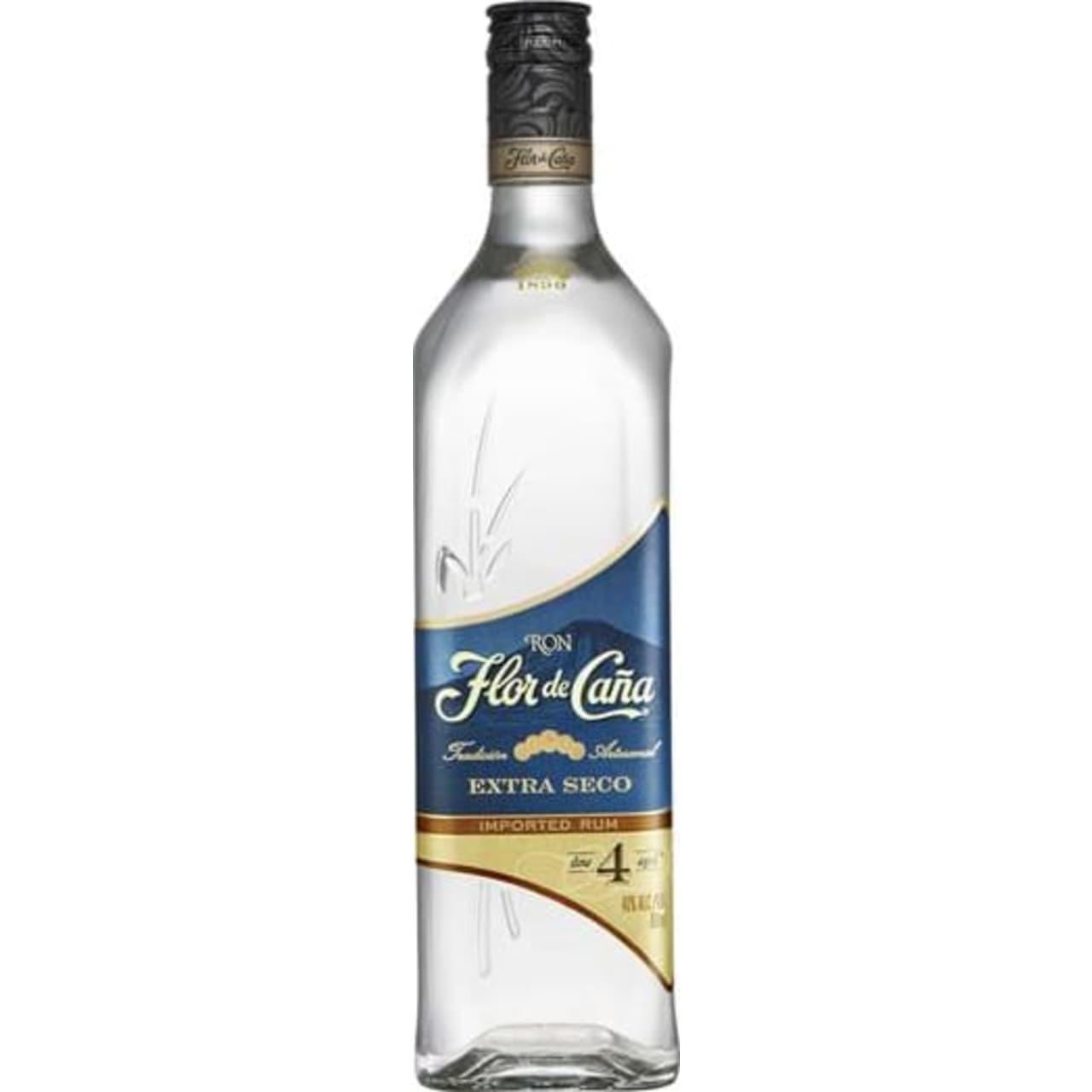 Product Image - Flor de Caña 4yo Extra Dry Rum