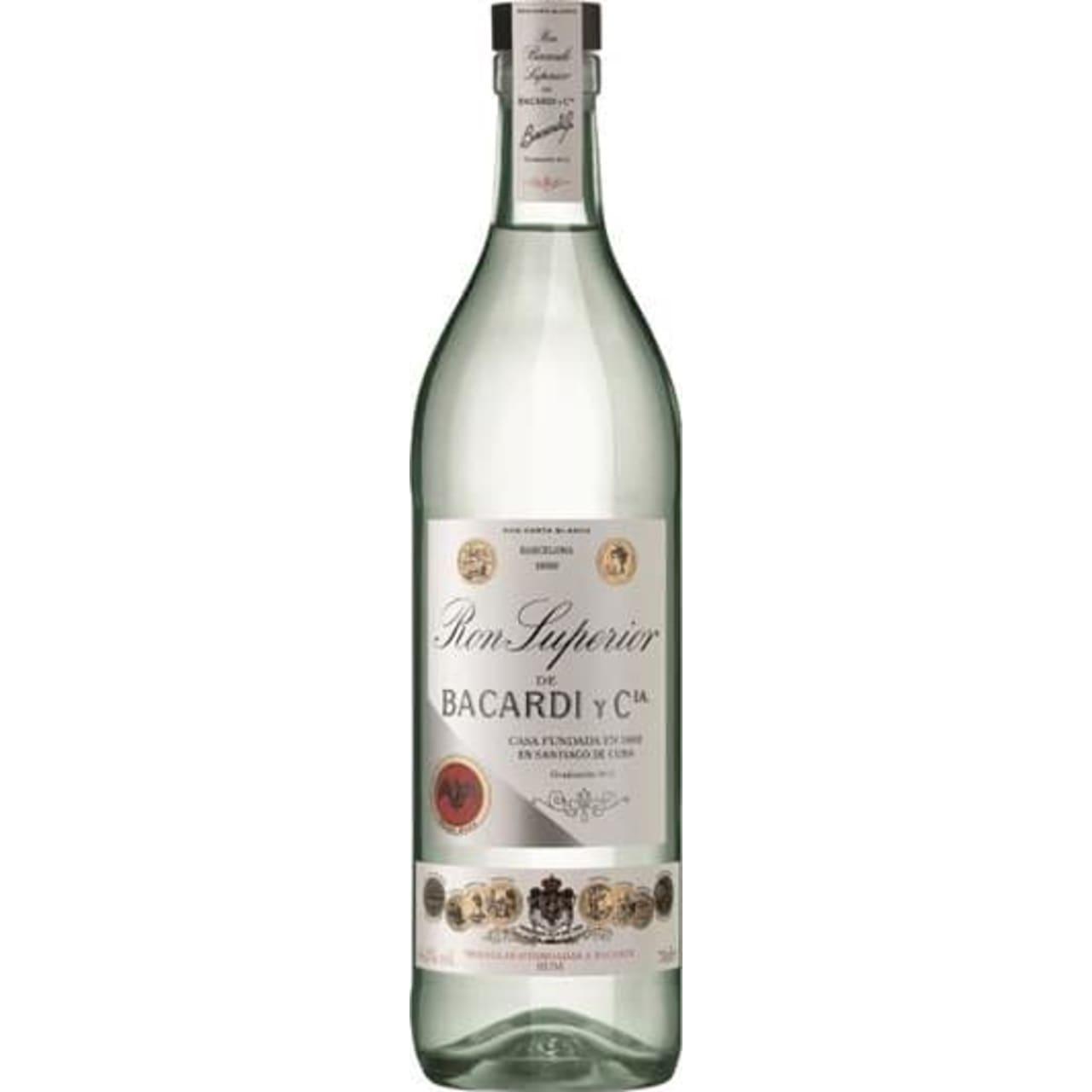 Product Image - Bacardi Superior Heritage Rum