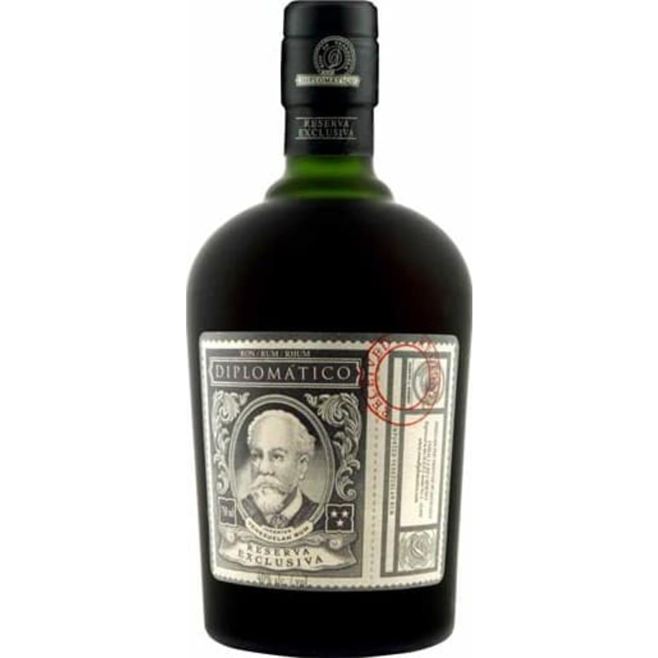 Product Image - Diplomatico Reserva Exclusiva Dark Rum