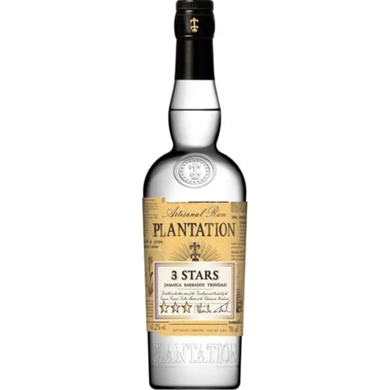 Product Image - Plantation 3 Stars White Rum