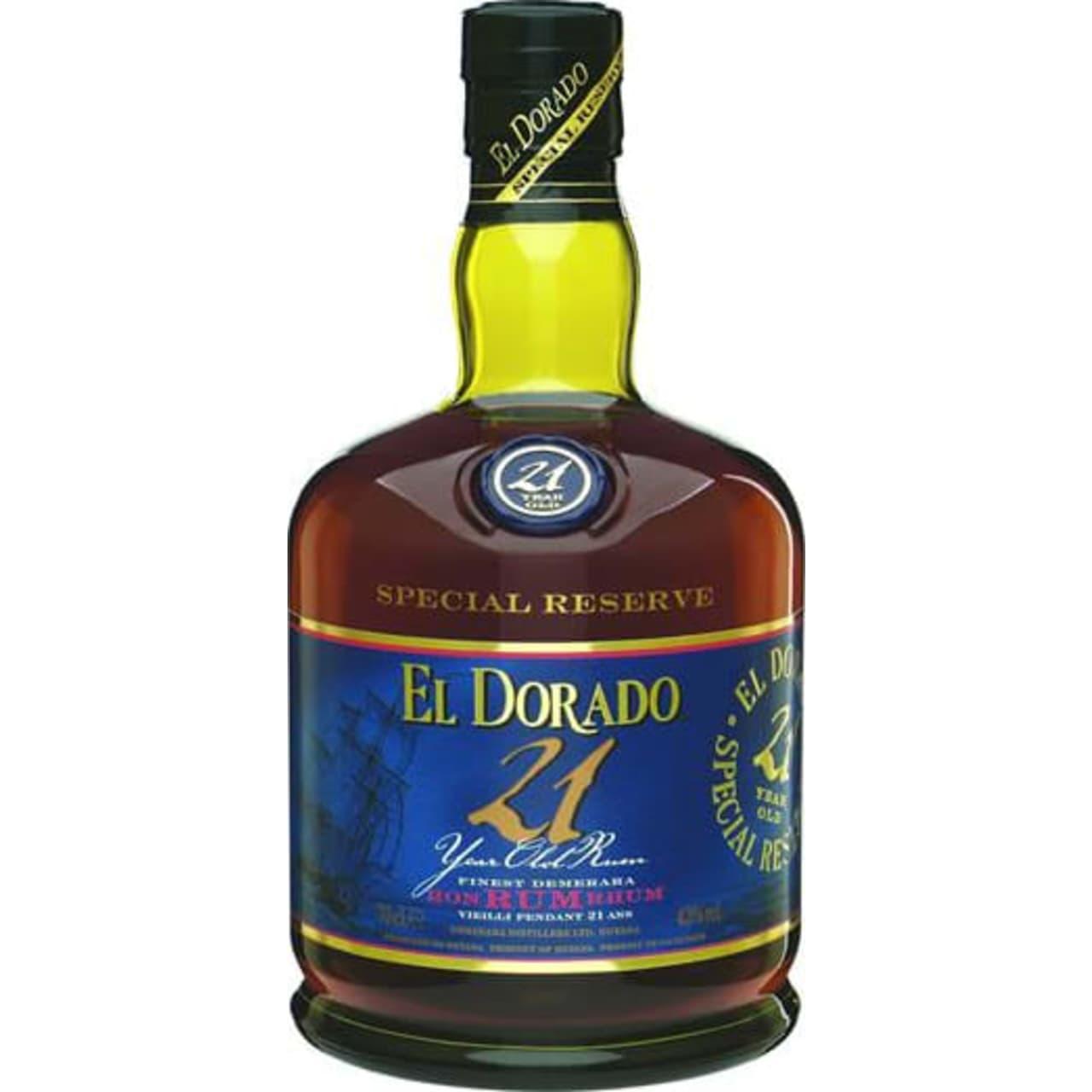 Product Image - El Dorado 21yo Special Reserve Rum