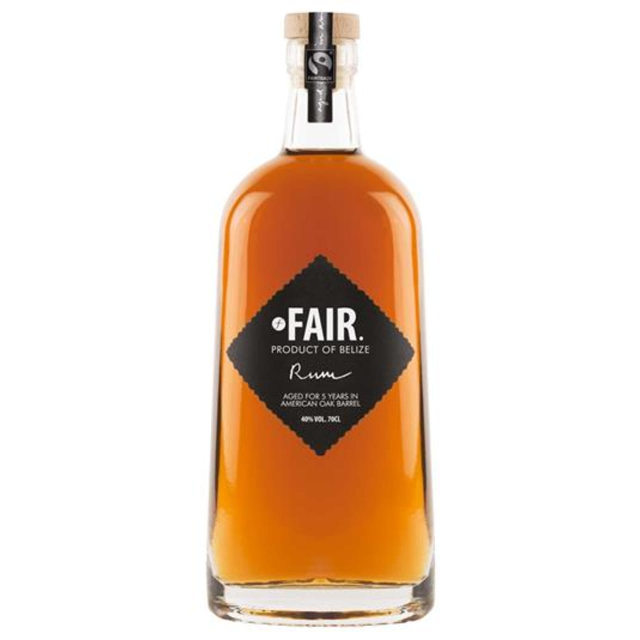 Product Image - FAIR Belize 5yo Rum