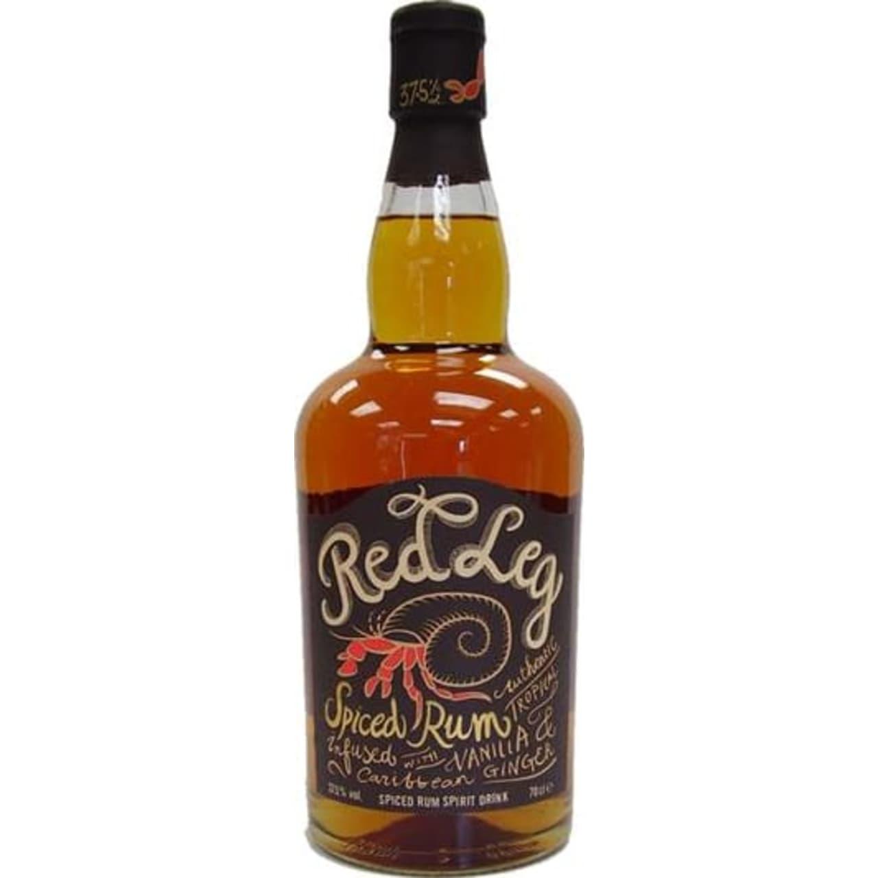 Product Image - RedLeg Spiced Rum