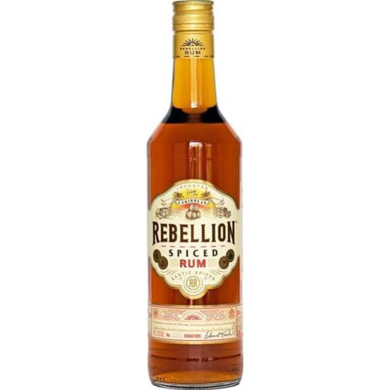 Product Image - Rebellion Spiced Rum