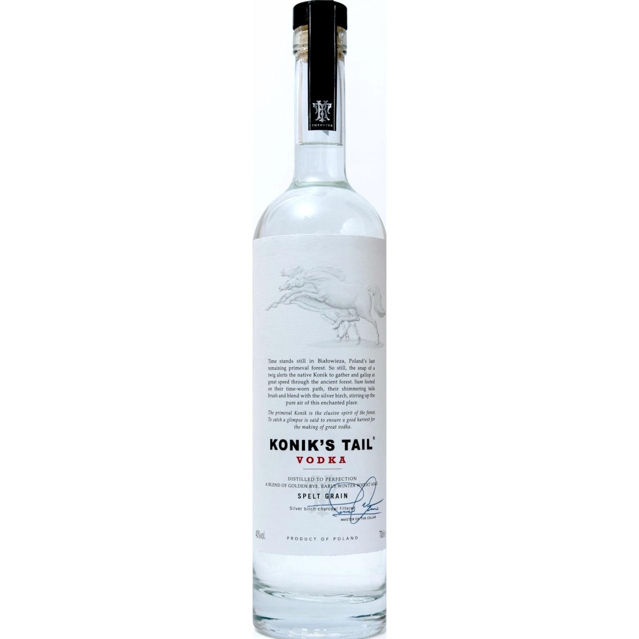Product Image - Konik's Tail Vodka