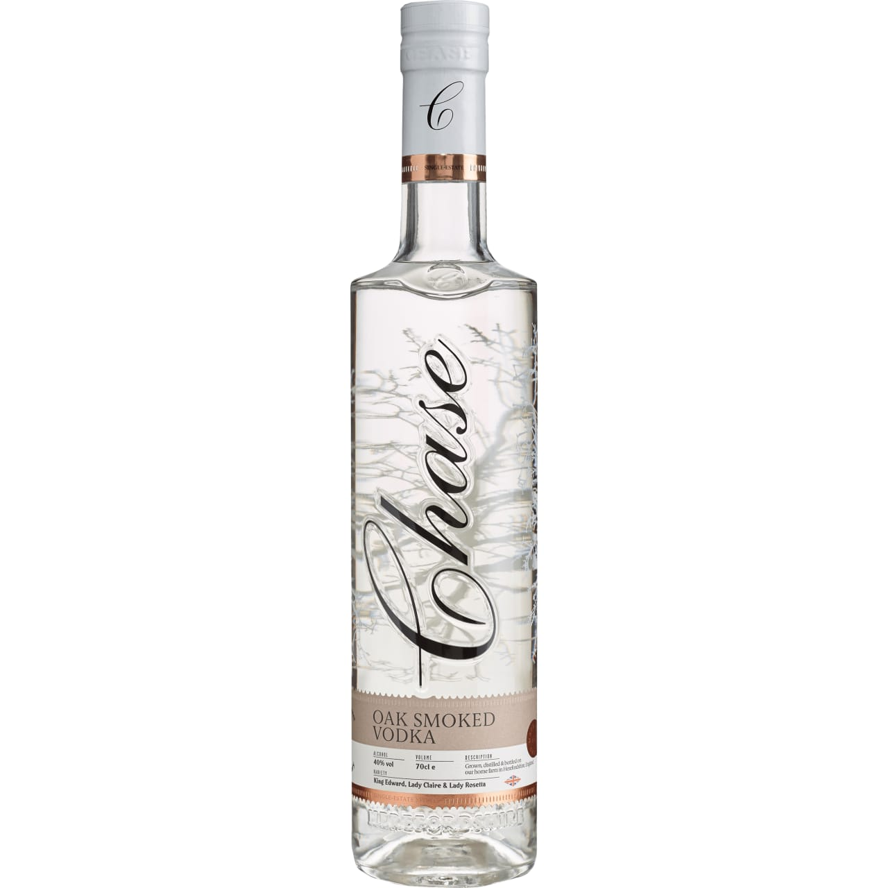 Product Image - Chase Smoked Vodka